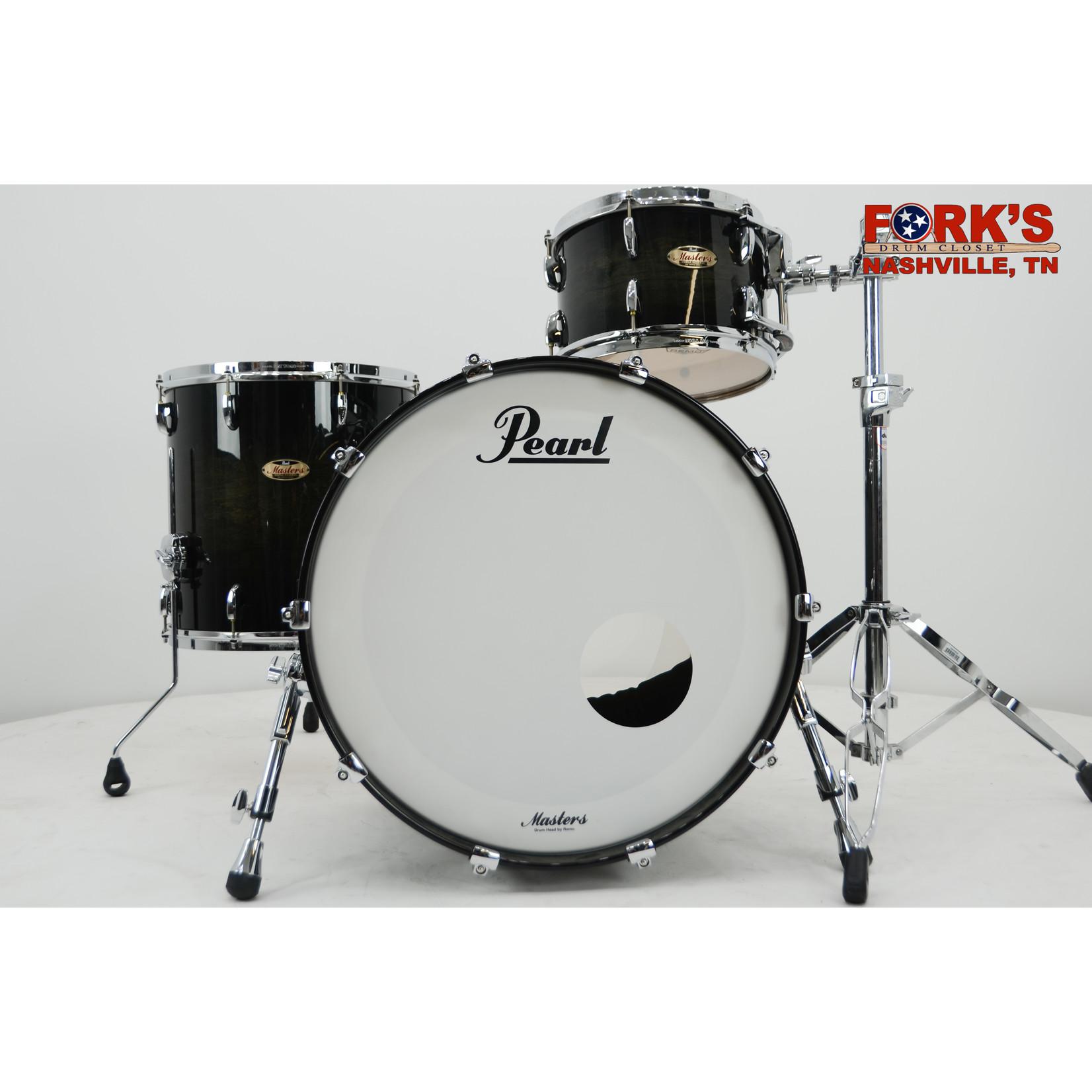 "Pearl Pearl Masters Maple Reserve 3pc Drum Kit ""Twilight Burst"""