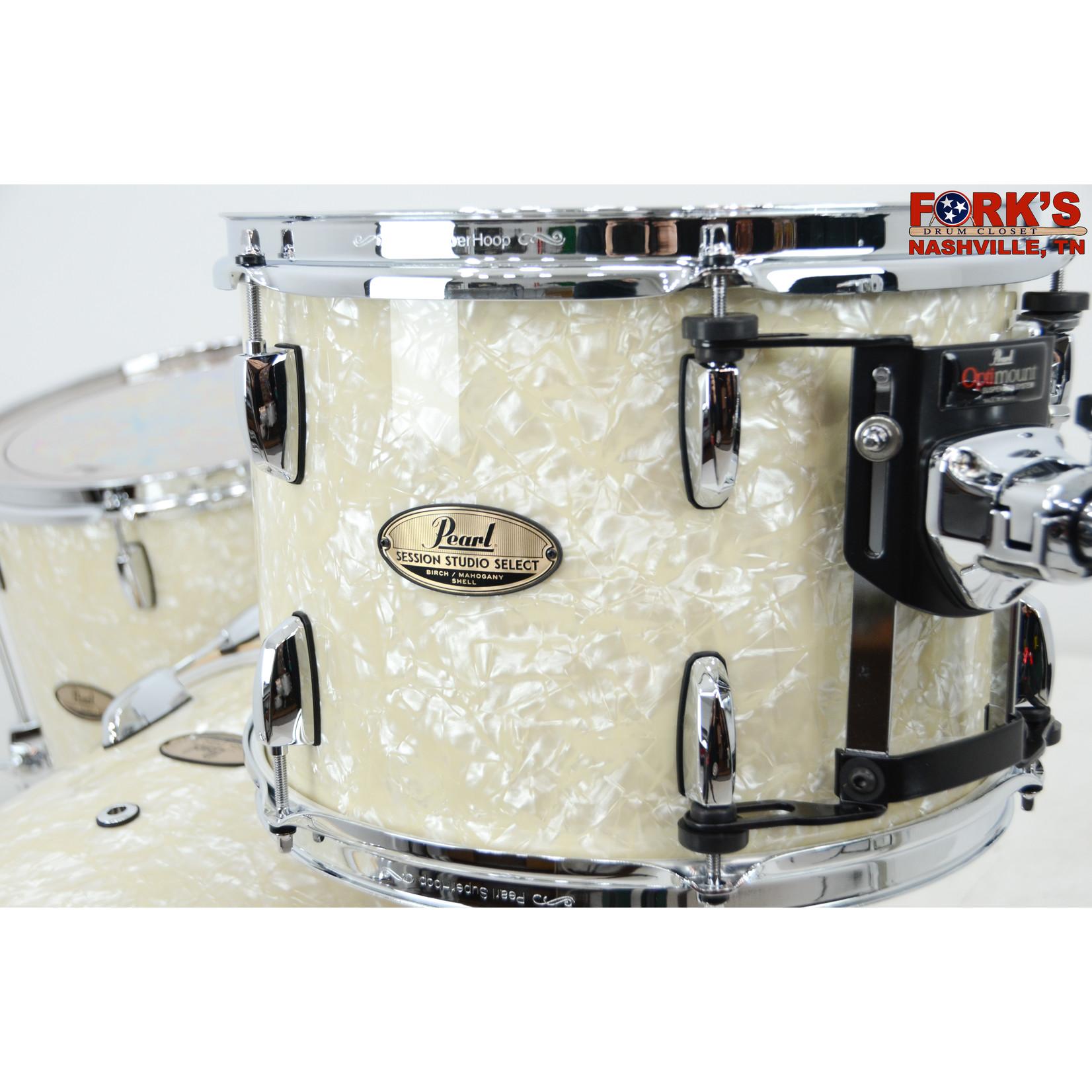 "Pearl Pearl Session Studio Select 3pc Drum Kit ""Nicotine Marine Pearl"""