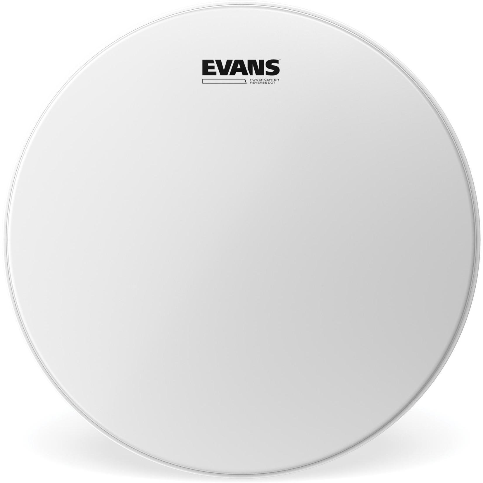 Evans Evans Coated Power Center Reverse Dot
