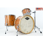 "Craviotto Craviotto 4pc Drum Kit ""Cherry w/ Cherry Inlay"""