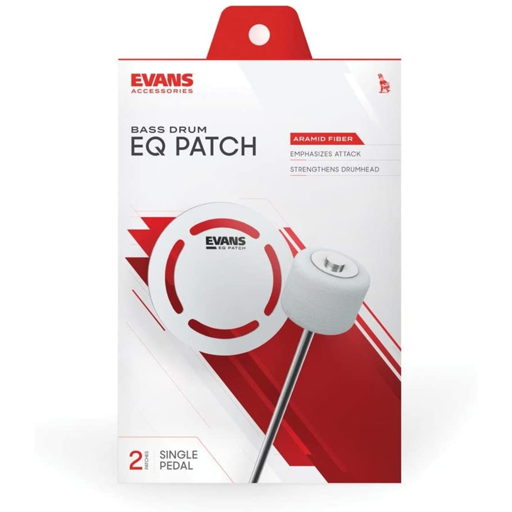 Evans Evans AF Bass PATCH (2 PCS)