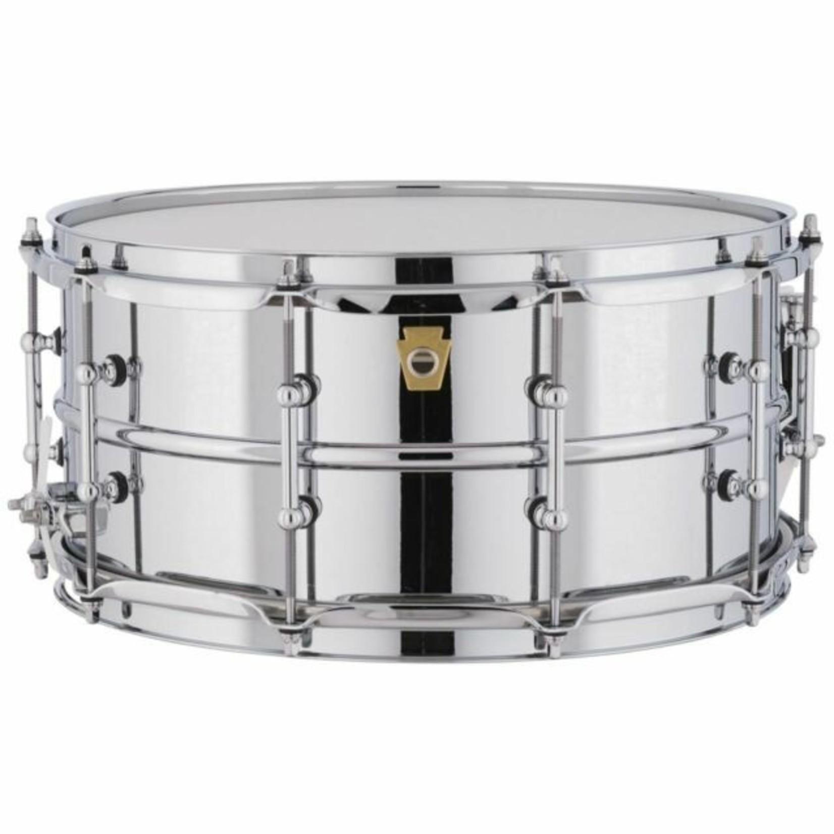 Ludwig Ludwig 6.5x14 Supraphonic Snare Drum / Tube Lugs / Smooth Shell