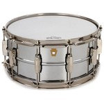 Ludwig Ludwig 6.5X 14 Supraphonic Chrome over Brass Snare Drum / Imperial Lugs / Nickel Hardware