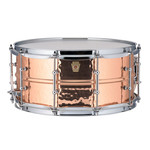Ludwig Ludwig 6.5X14 Copper Phonic Snare Drum / TubeLugs / Hammered Shell