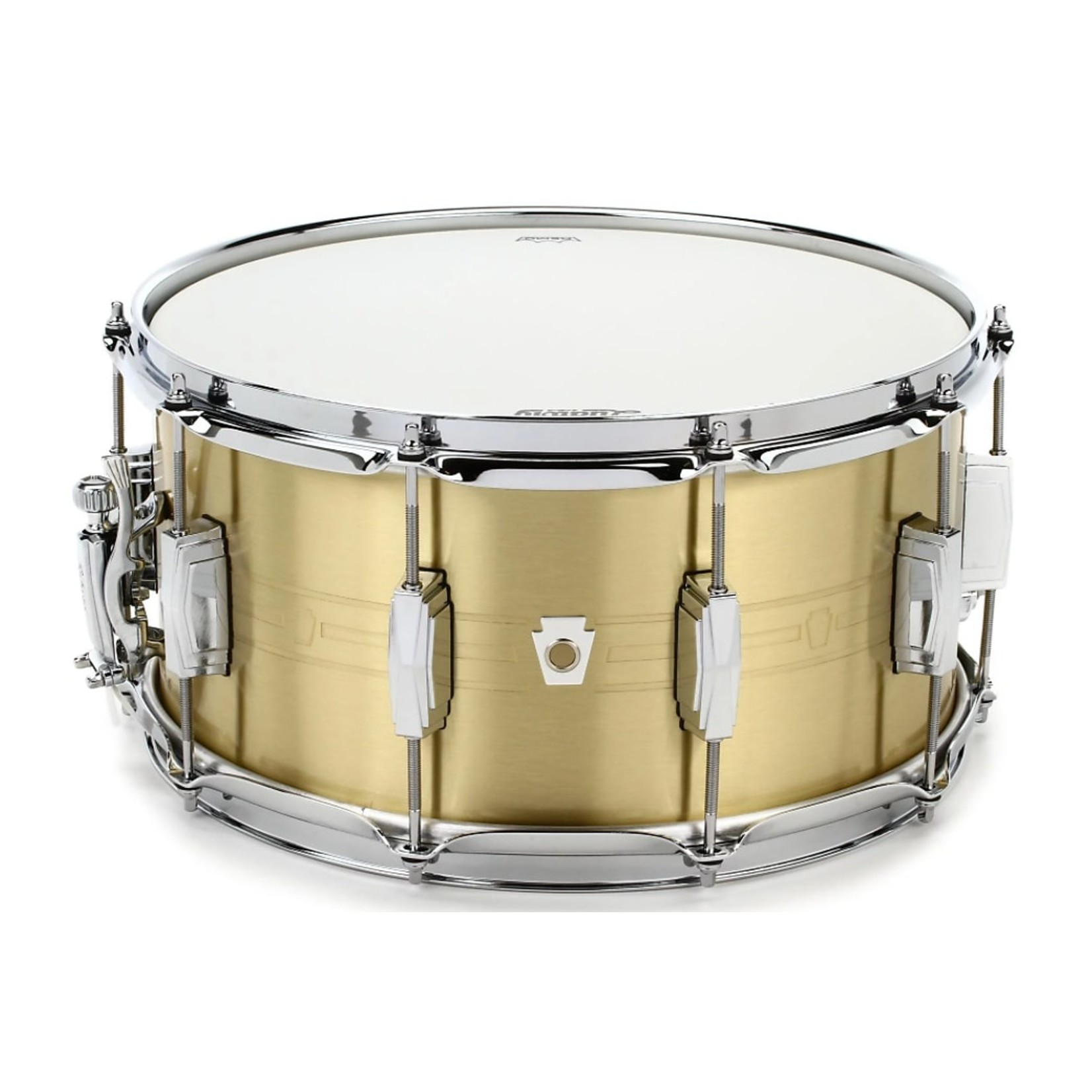 Ludwig Ludwig 7X14 Heirloom Brass Snare Drum