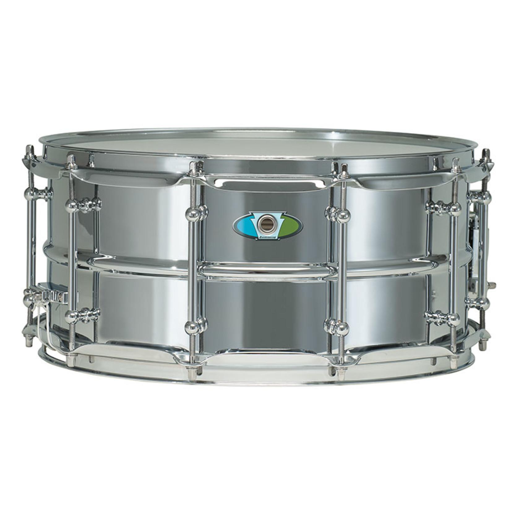 Ludwig Ludwig 6.5X14 Supralite Snare Drum