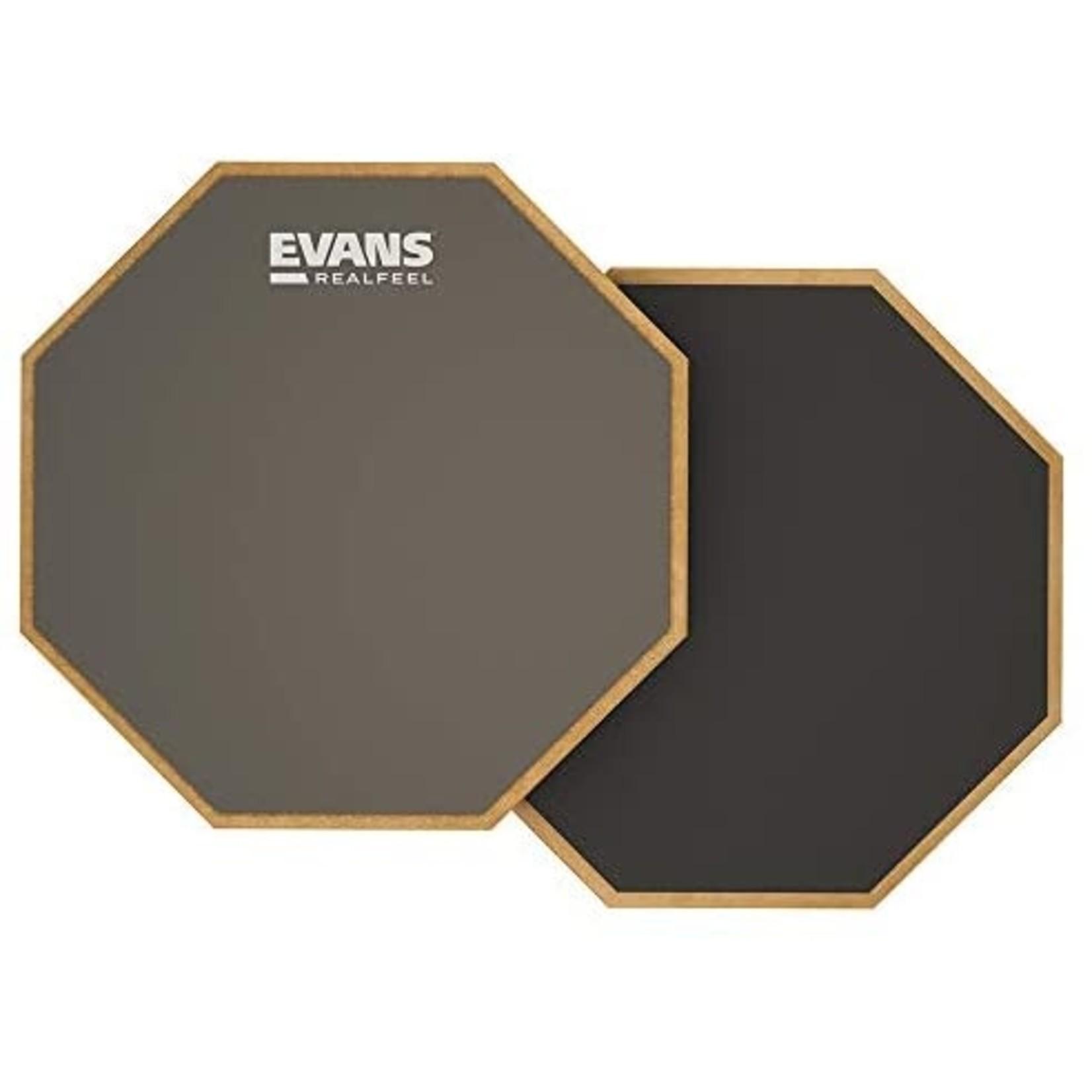 """Evans RealFeel 6"""" 2-Sided Standard Pad"""
