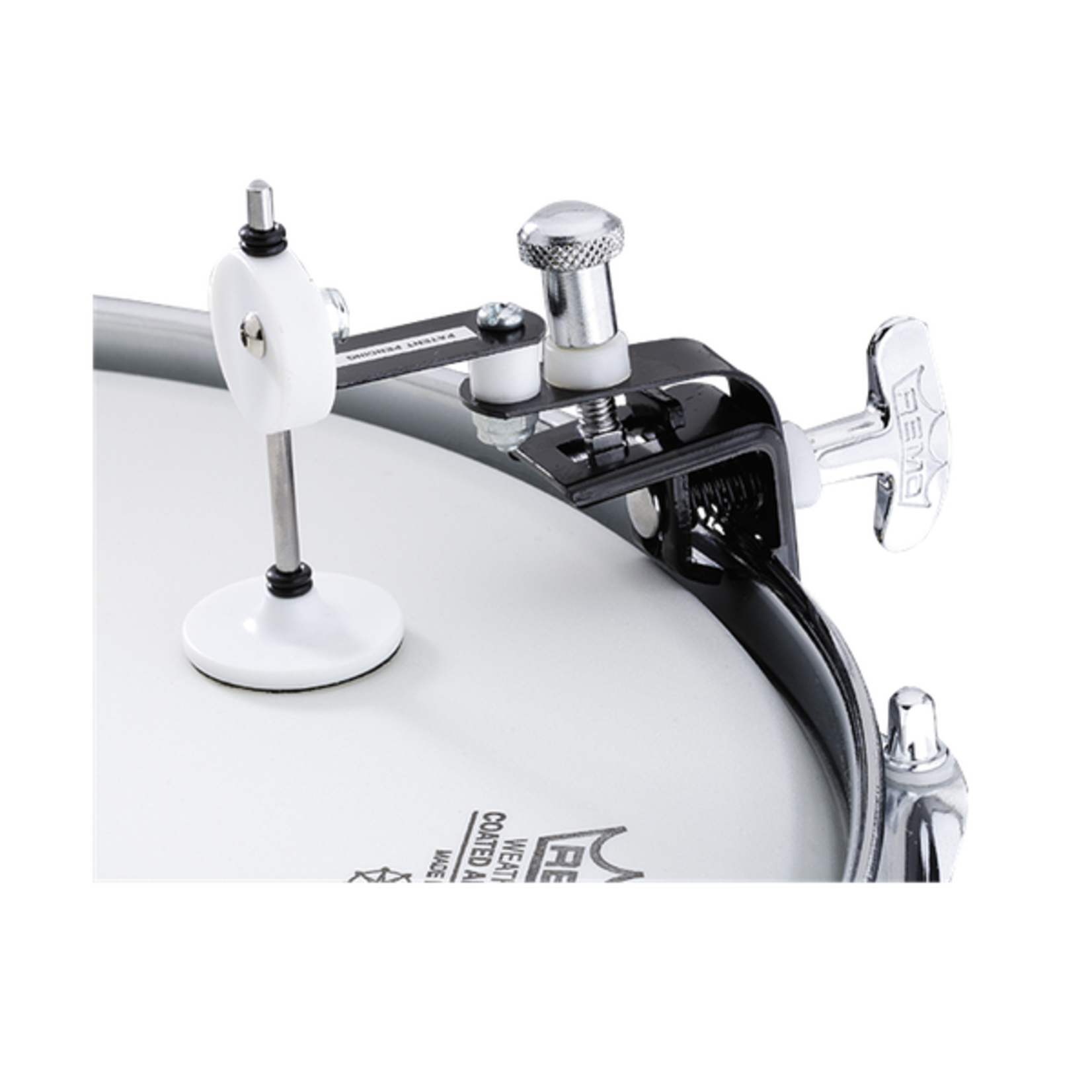Remo Active Snare Dampening System