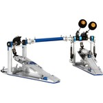 Yamaha Yamaha Double Bass Drum Pedal - Double Chain Drive - Long Footboard - Side Hoop Clamp - Belt Drive Included