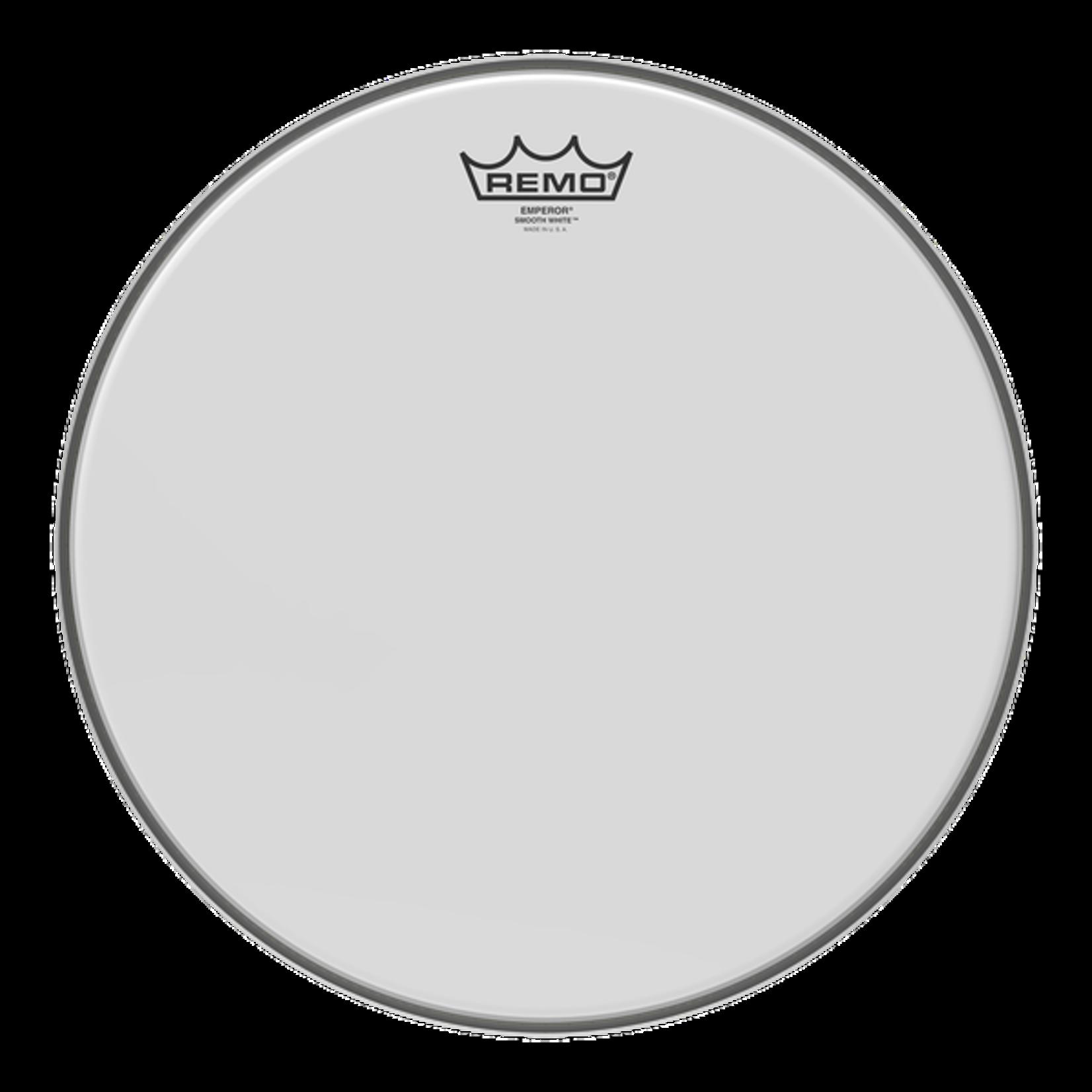 Remo Remo Smooth White Emperor Bass Drum