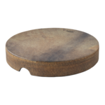 """Remo Tar Frame Drum SKYNDEEP Fixed Goat Brown Graphic 18""""  x 3"""""""