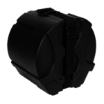 Humes and Berg Humes and Berg Enduro Pro 16x18 Black Tom Tom Case w/Foam