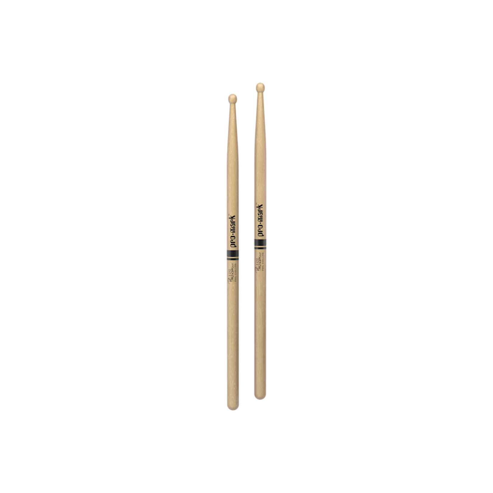 Promark ProMark Phil Collins Hickory Wood Tip Drumstick