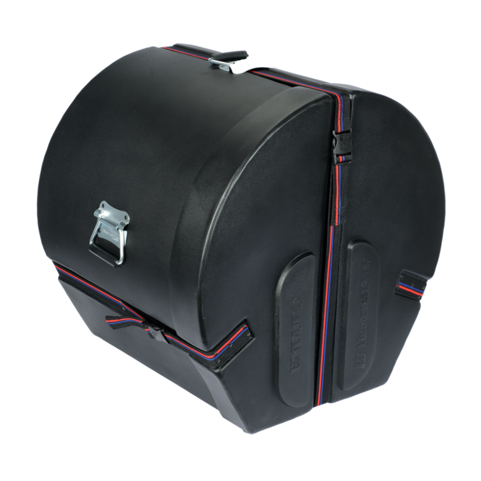 Humes and Berg Humes and Berg Enduro 18x20 Black Bass Drum Case w/Foam