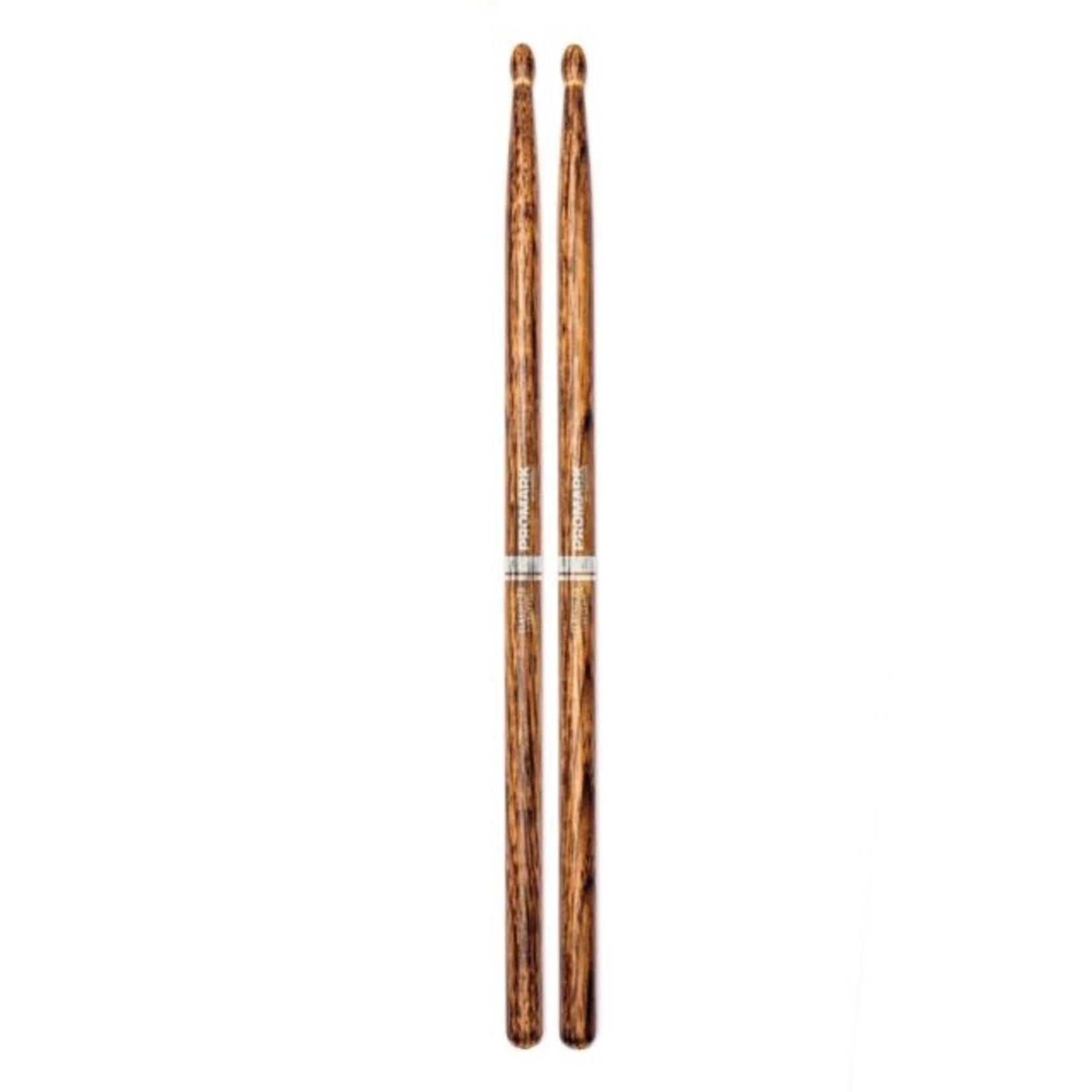 Promark ProMark Classic Forward 5B FireGrain Wood Tip Drumstick