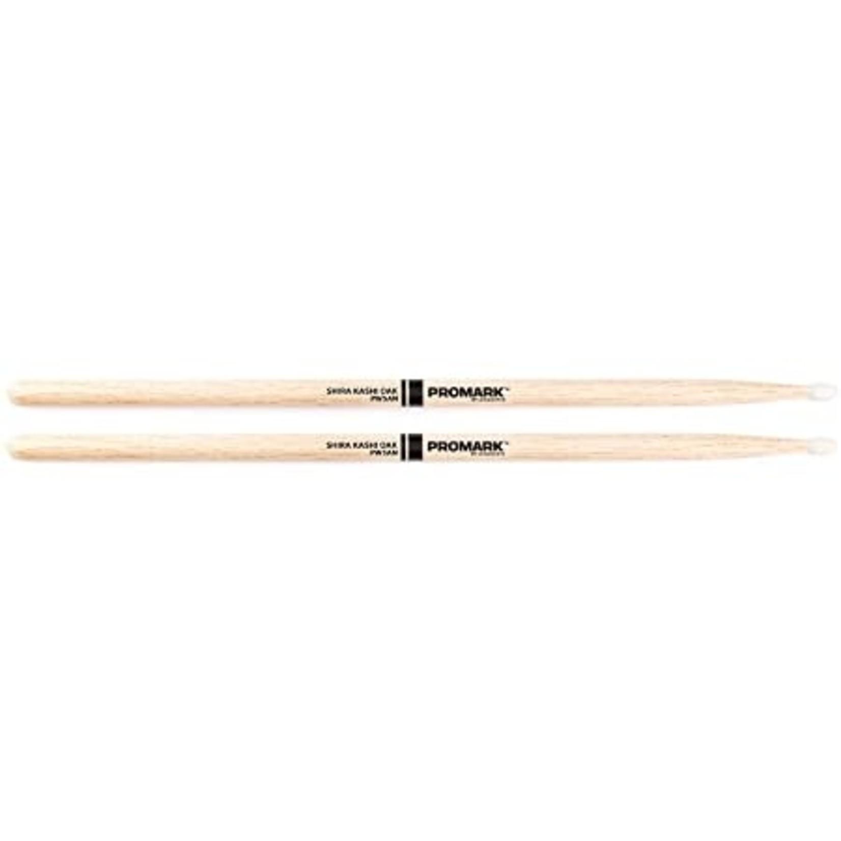 Promark ProMark Classic Shira Kashi Oak Attack 5A Nylon Tip Drumstick