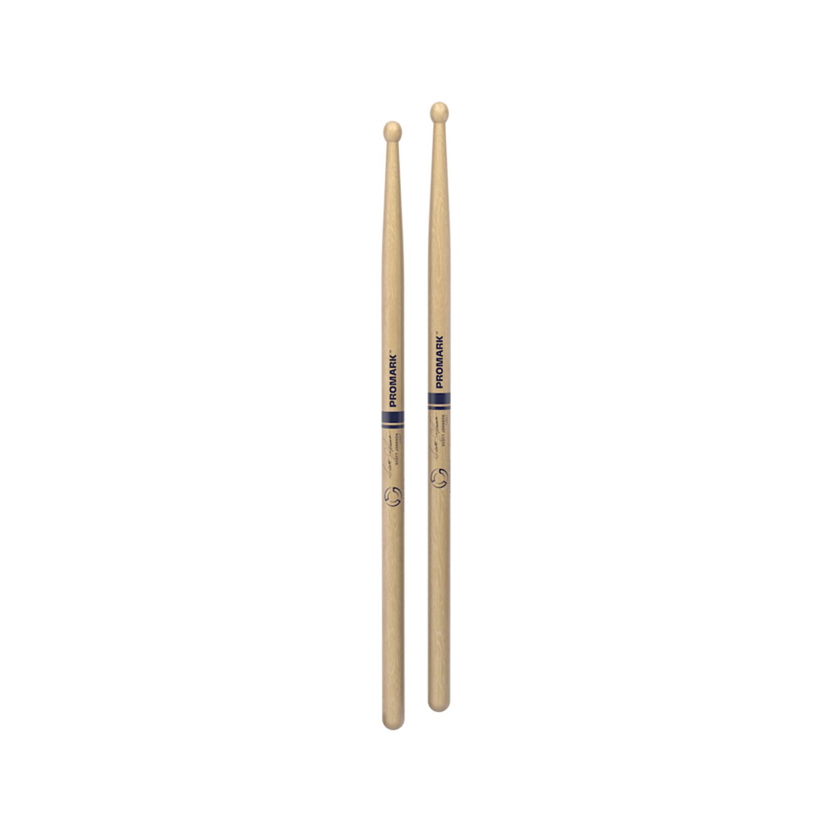 Promark ProMark Scott Johnson DC17i Hickory Wood Tip Drumsticks