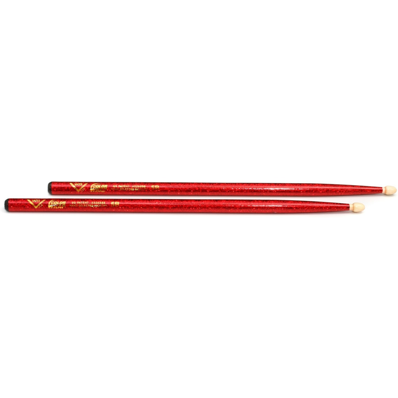 Vater Vater Color Wrap 5B Red Sparkle