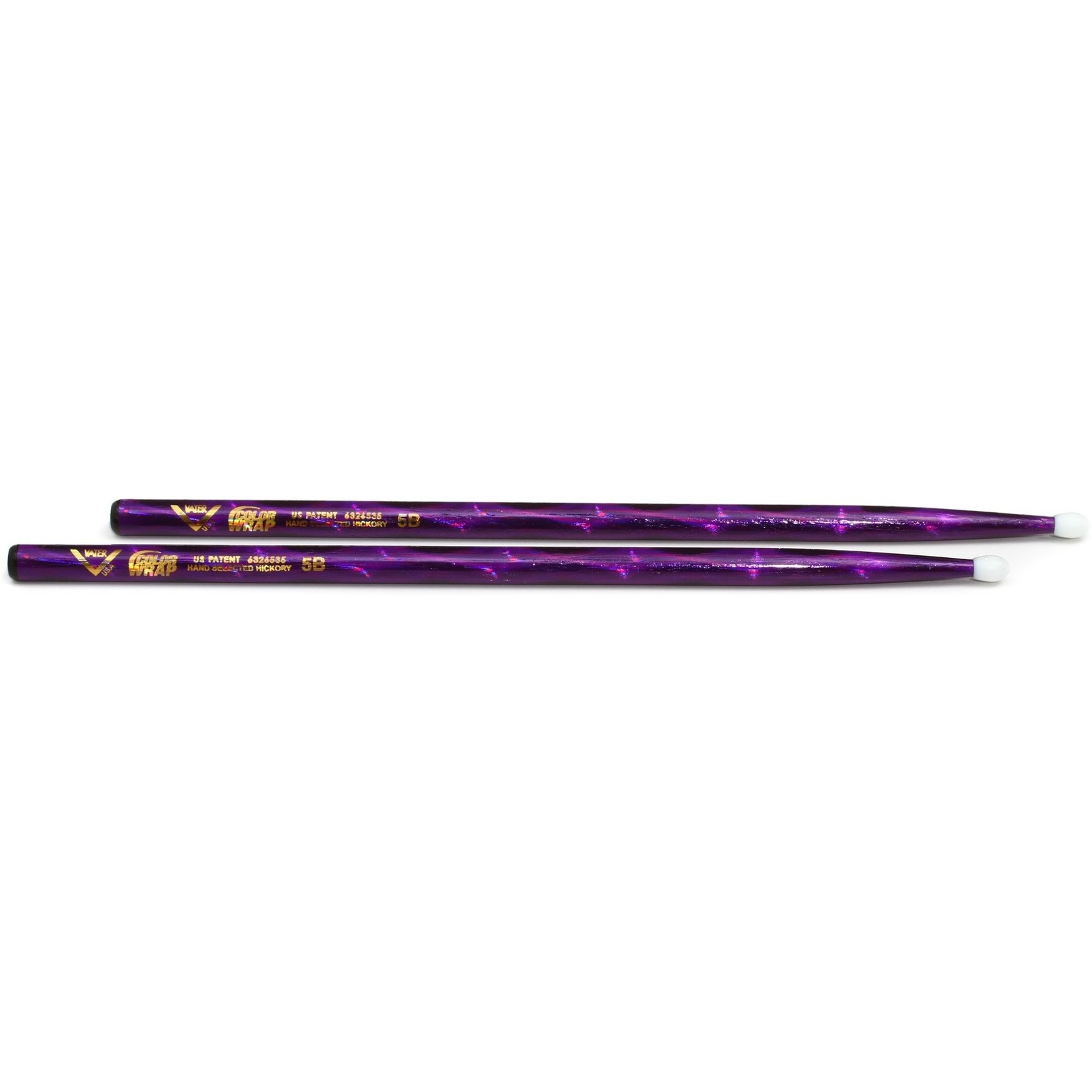 Vater Vater Color Wrap 5B Purple Optic Nylon