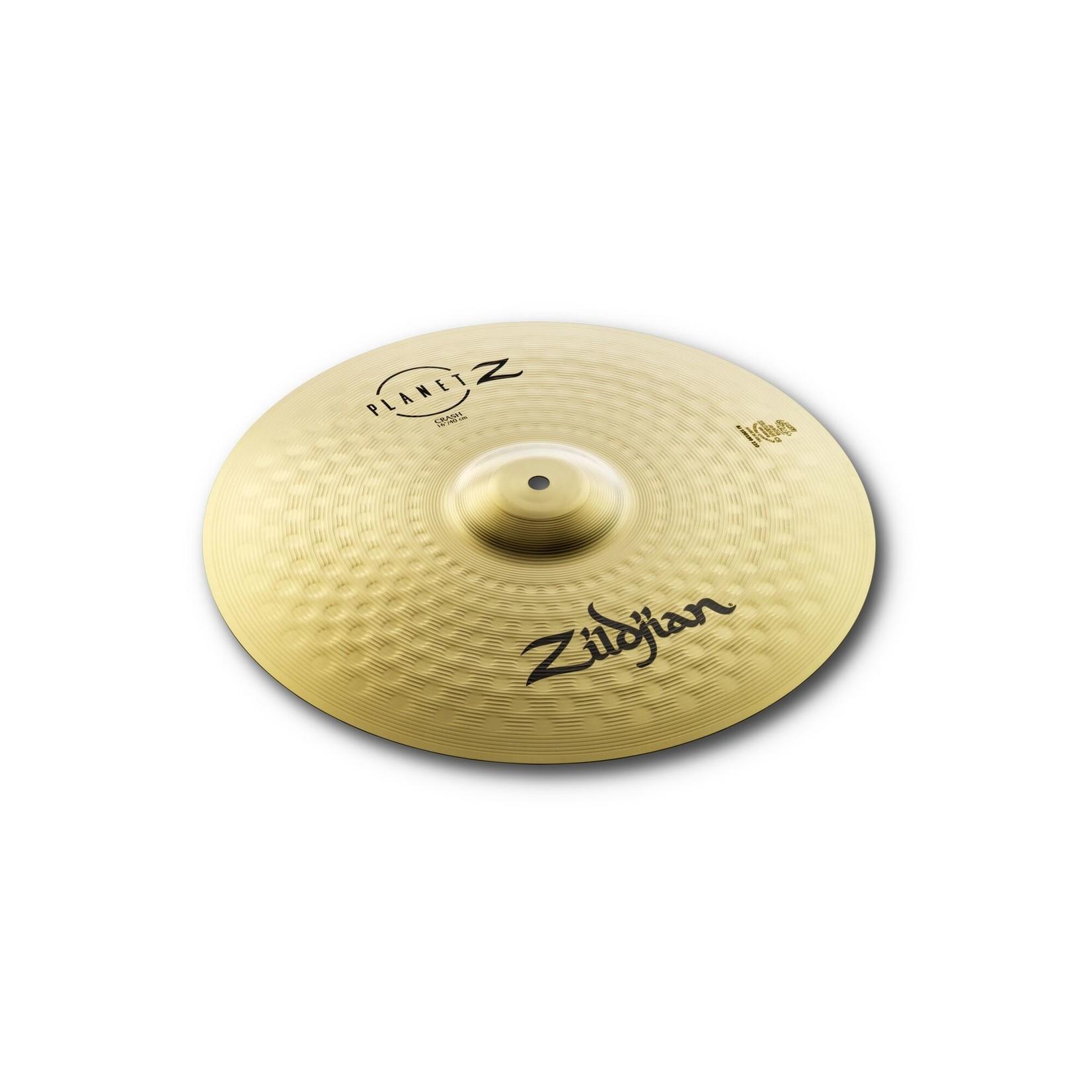 """Zildjian Zildjian 18"""" Planet Z Crash Ride"""