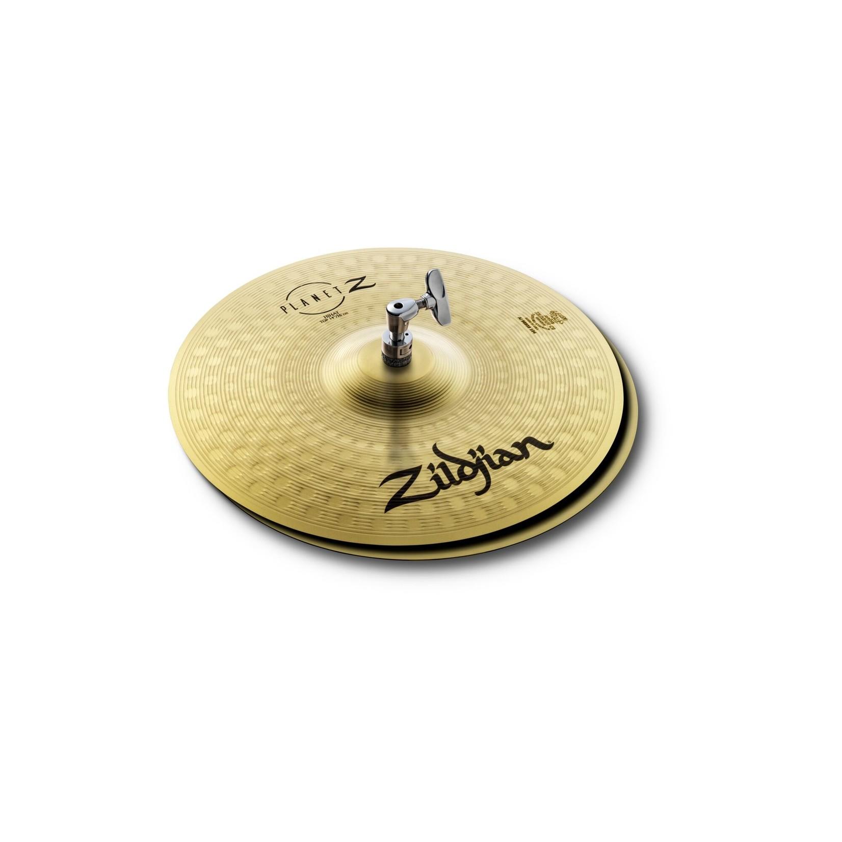 Zildjian Zildjian 14'' Planet Z HiHats - Pair