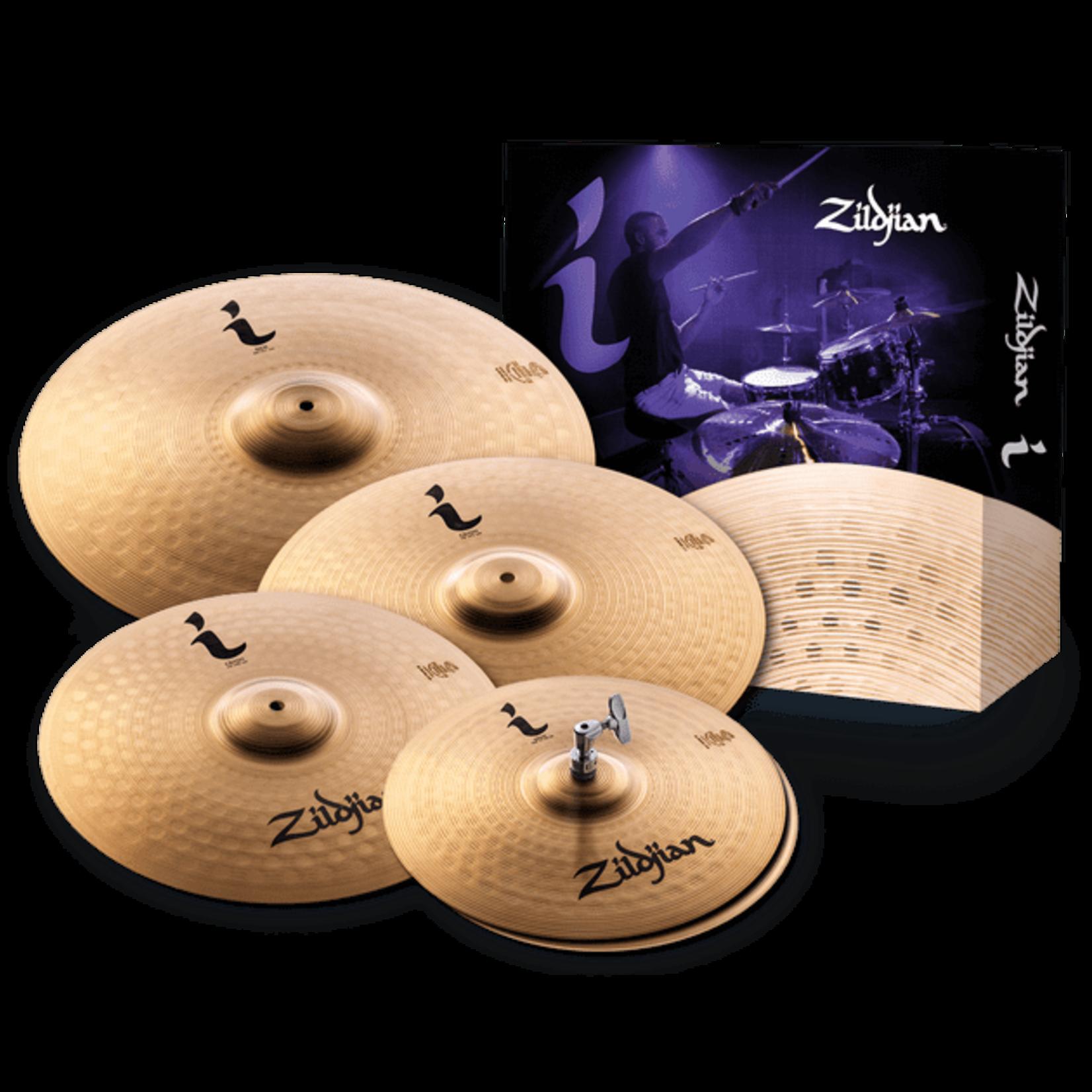 Zildjian Zildjian I Pro Gig Cymbal Pack