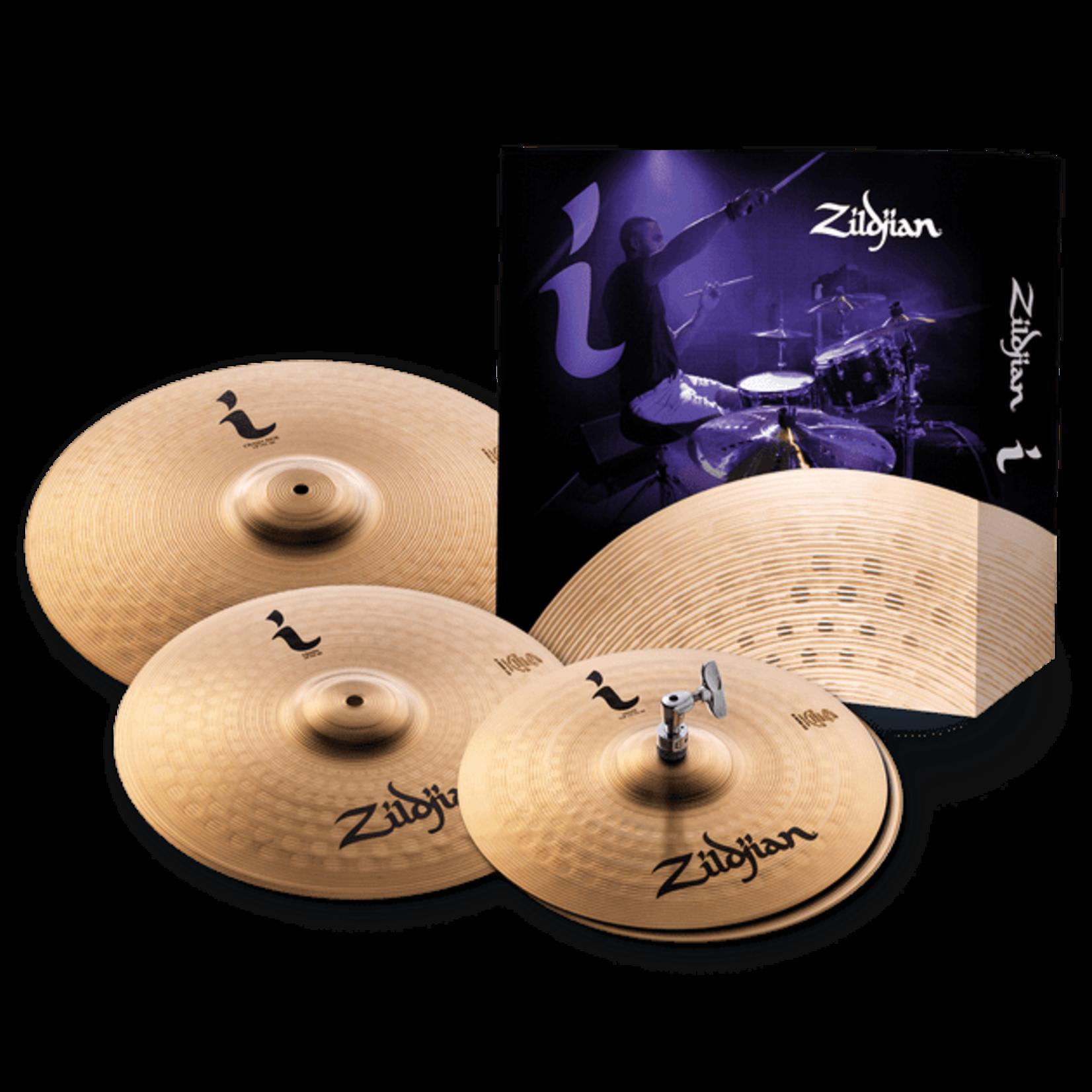 Zildjian Zildjian I Essentials Plus Cymbal Pack
