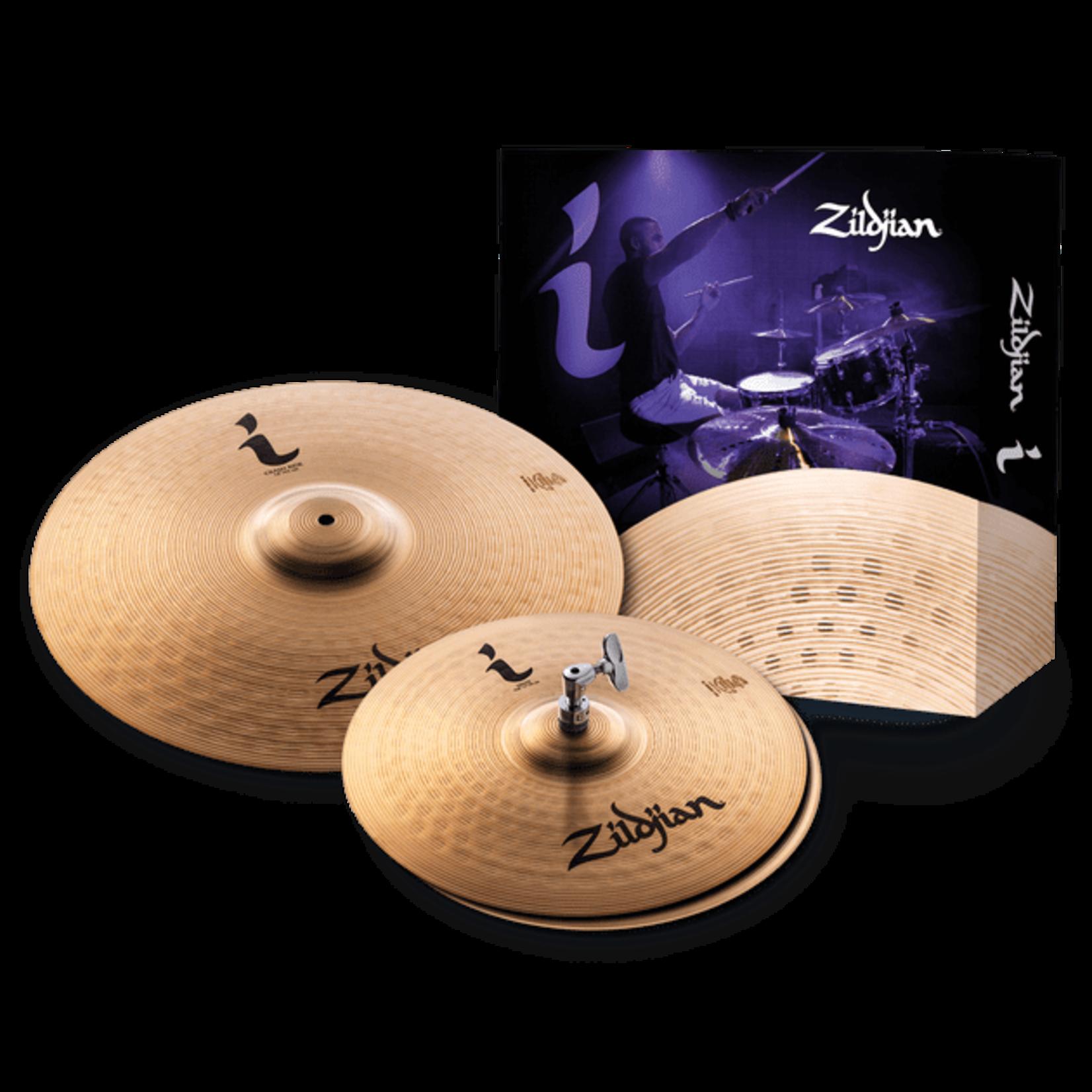 Zildjian Zildjian I Essentials Cymbal Pack