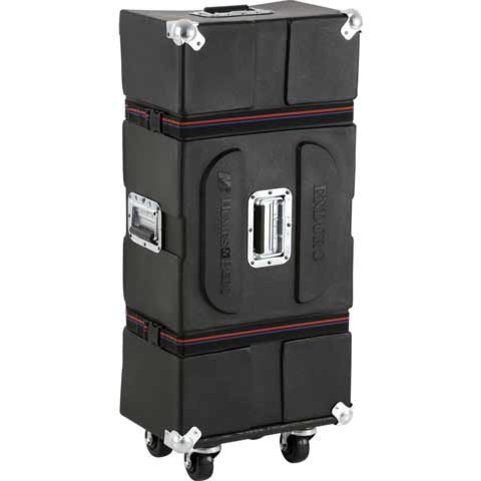 """Humes and Berg Humes and Berg Enduro 36""""Accy Black Case w/Casters"""