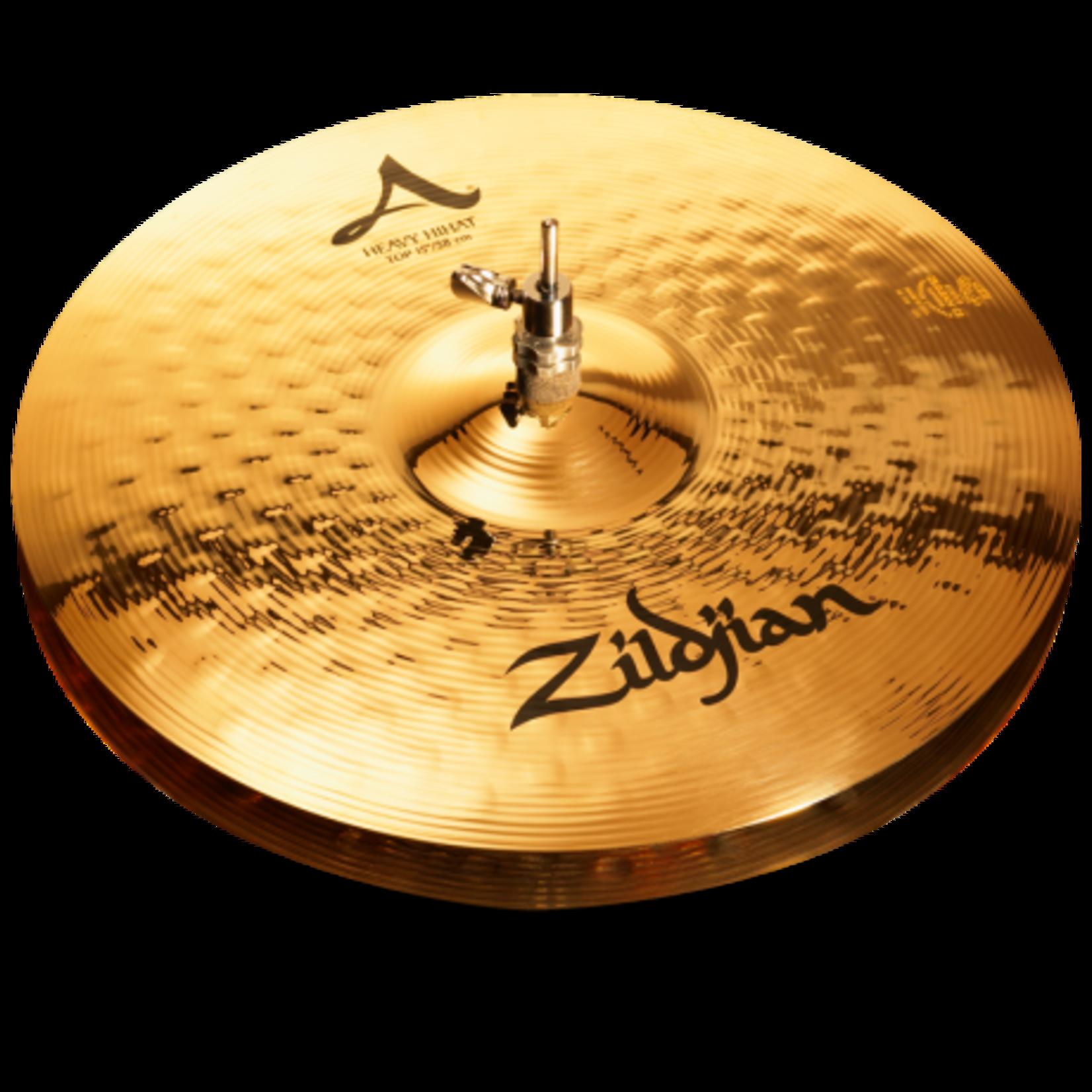 "Zildjian Zildjian 15"" A Heavy Hihats, Brilliant"