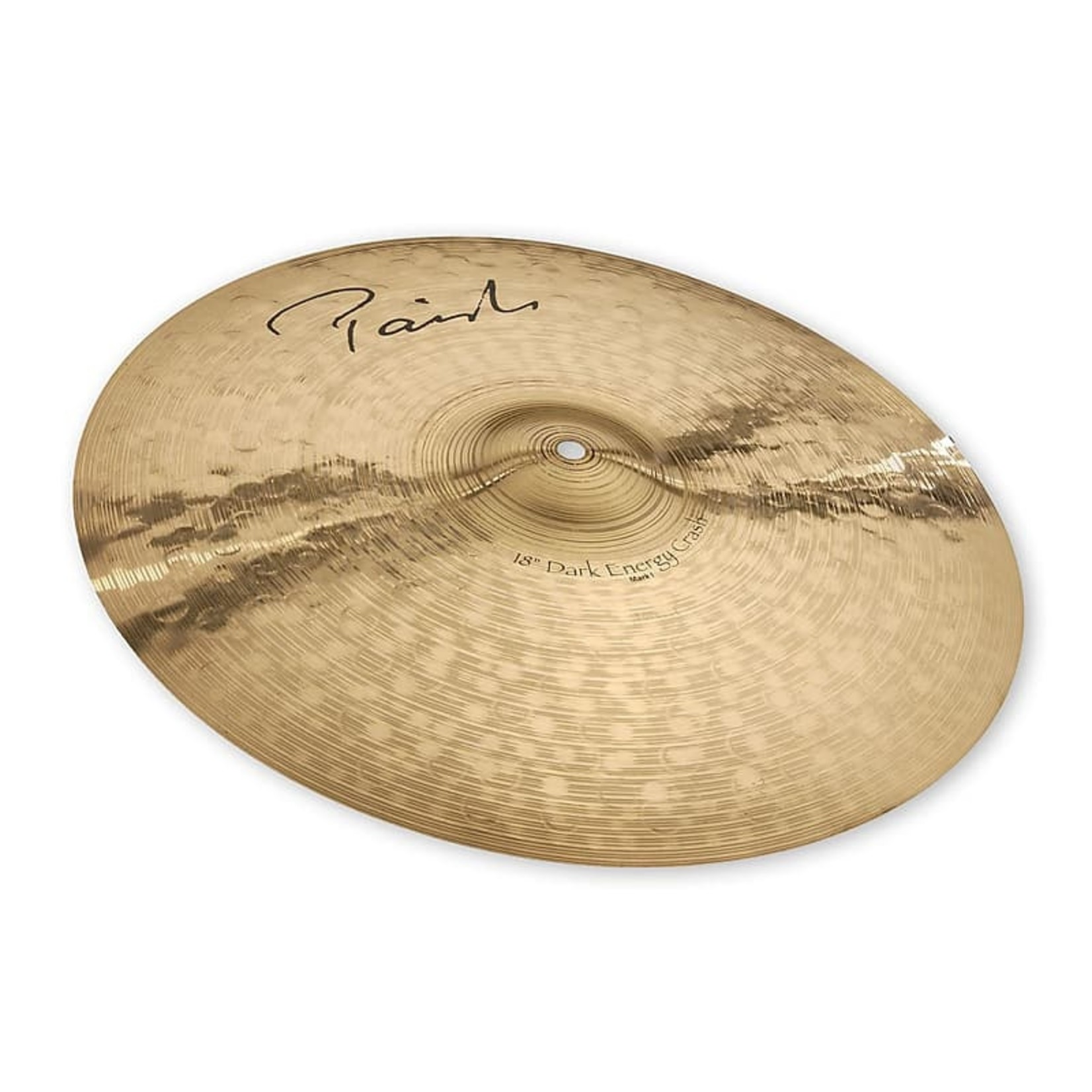 "Paiste PAISTE 18"" SIGNATURE DARK ENERGY CRASH MK I"