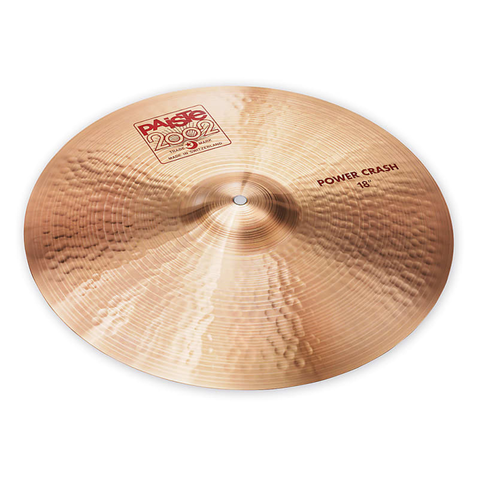 "Paiste PAISTE 18"" 2002 POWER CRASH"