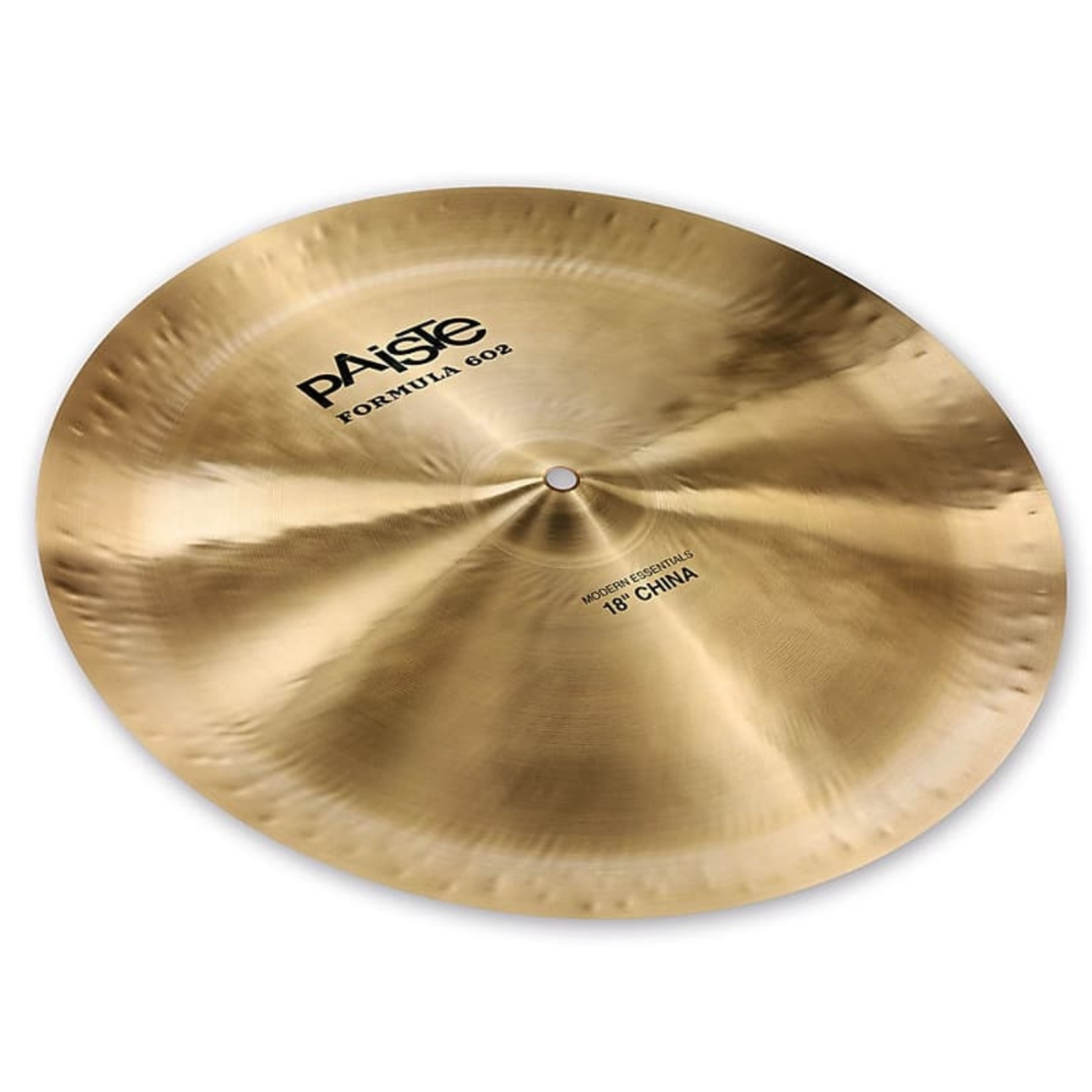 "Paiste PAISTE 18"" FORMULA 602 MODERN ESSENTIALS CHINA"