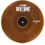 "Paiste PAISTE 18"" RUDE CRASH/RIDE"