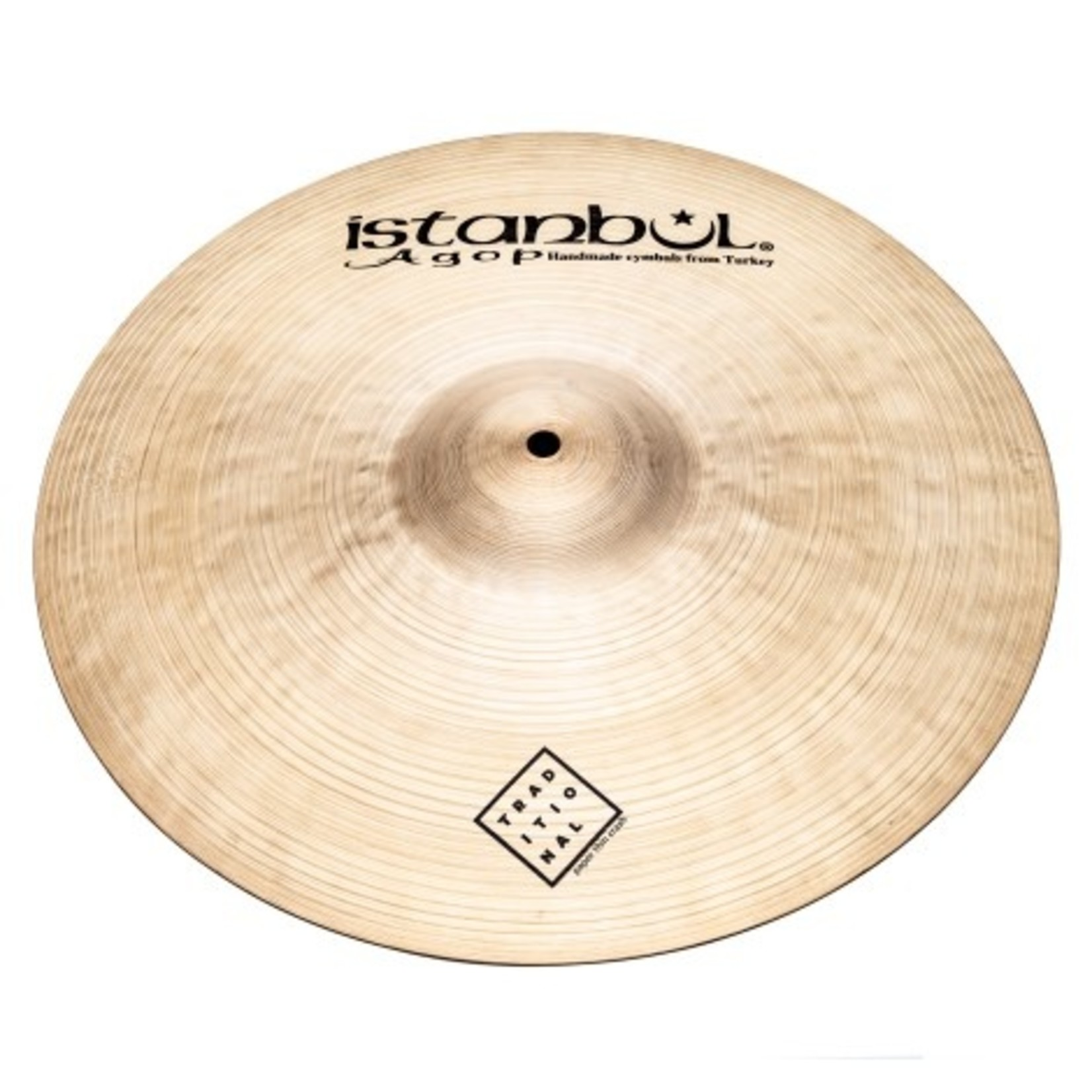 Istanbul Agop Istanbul Agop Traditional Crash Paper Thin 18'