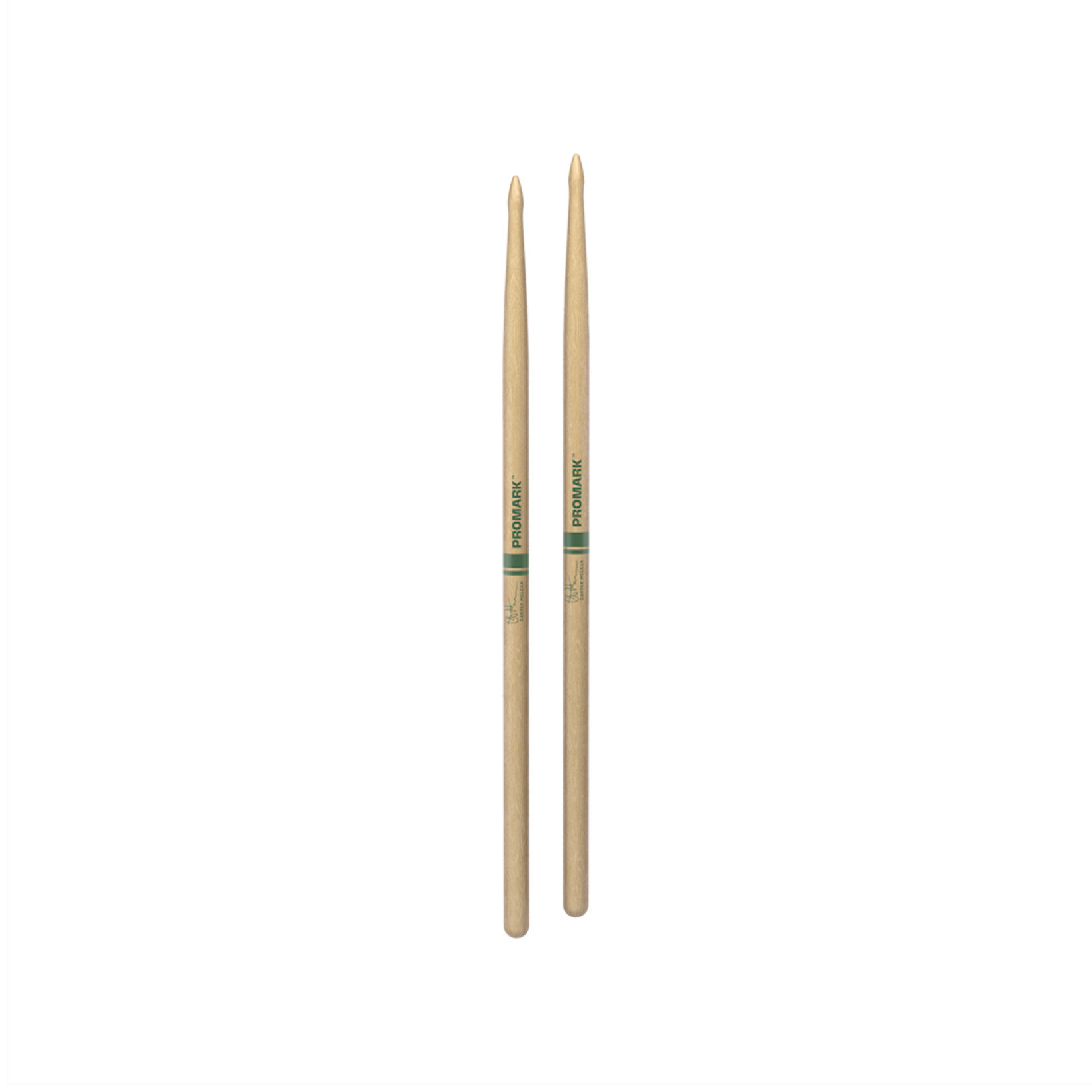 Promark ProMark Carter McClean Hickory Wood Tip Drumstick