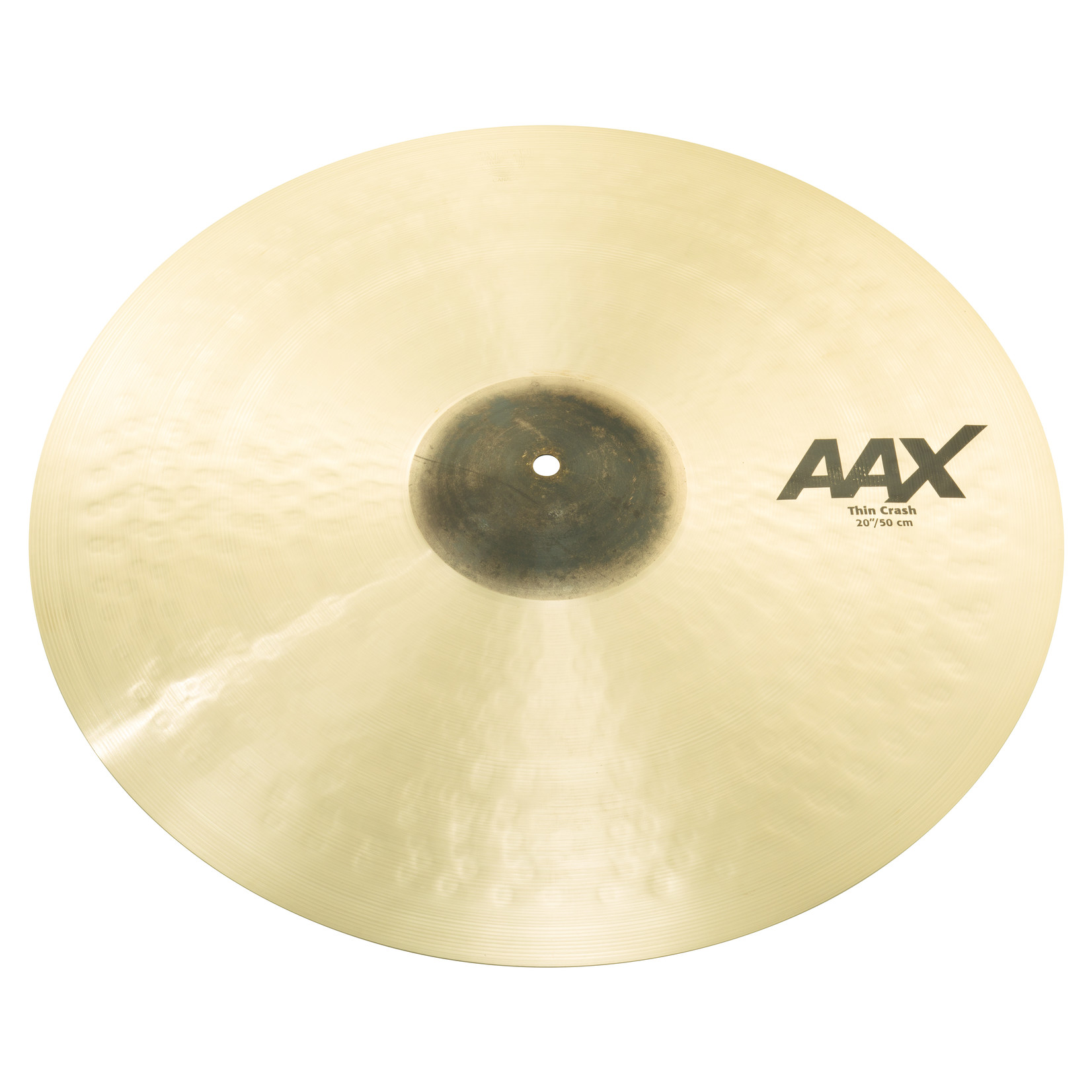 """Sabian Sabian 20"""" AAX Thin Crash"""