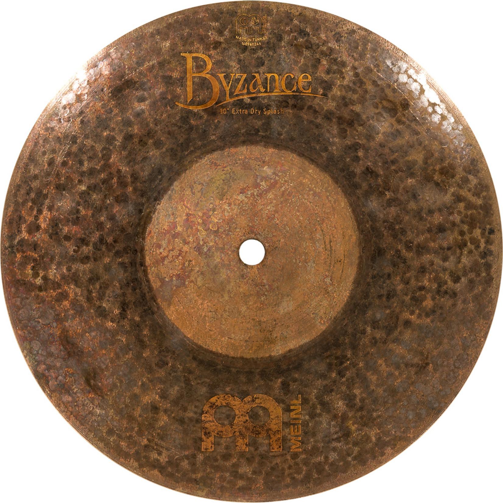 Meinl Meinl Byzance 10'' Extra Dry Splash