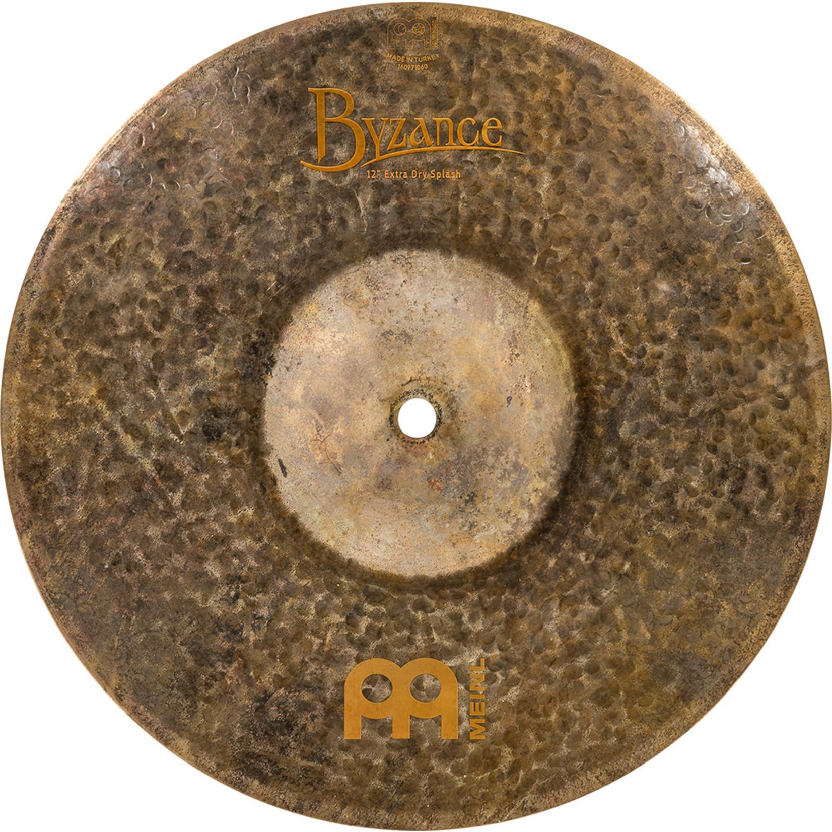 Meinl Meinl Byzance 12''  Extra Dry Splash