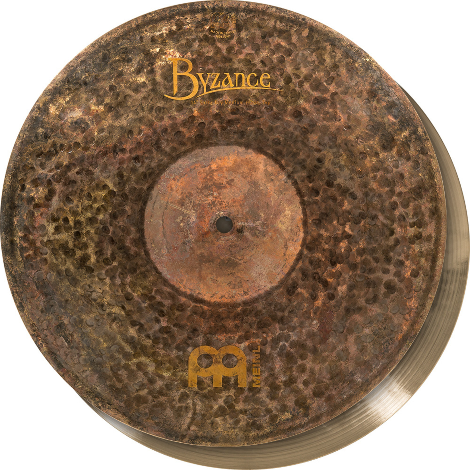 Meinl Meinl Byzance 14''  Extra Dry Medium, Hihat, pair