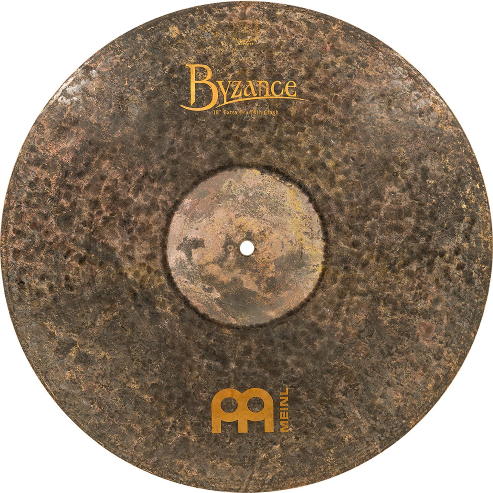 Meinl Meinl Byzance 18'' Extra Dry Thin Crash