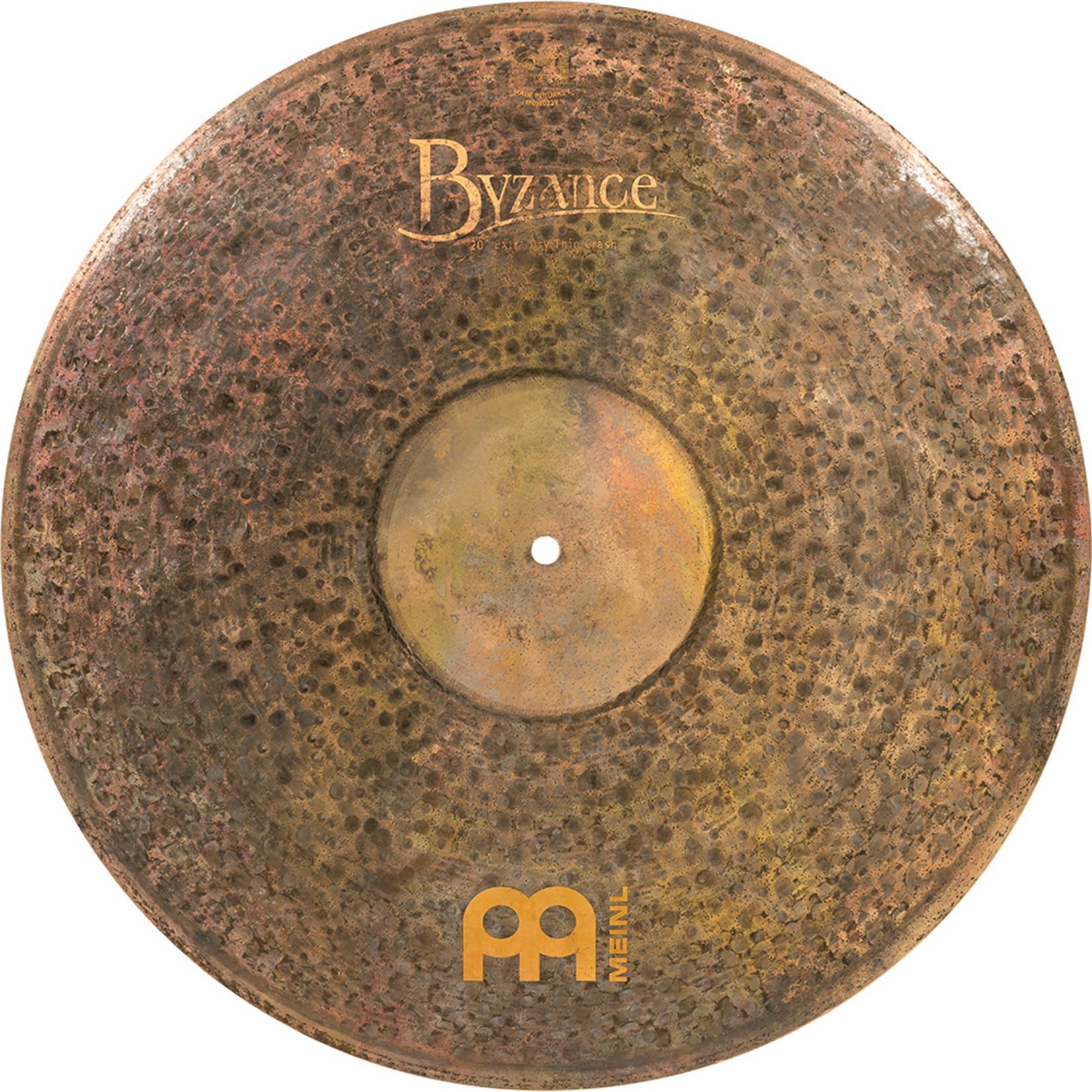 Meinl Meinl Byzance 20'' Extra Dry Thin Crash