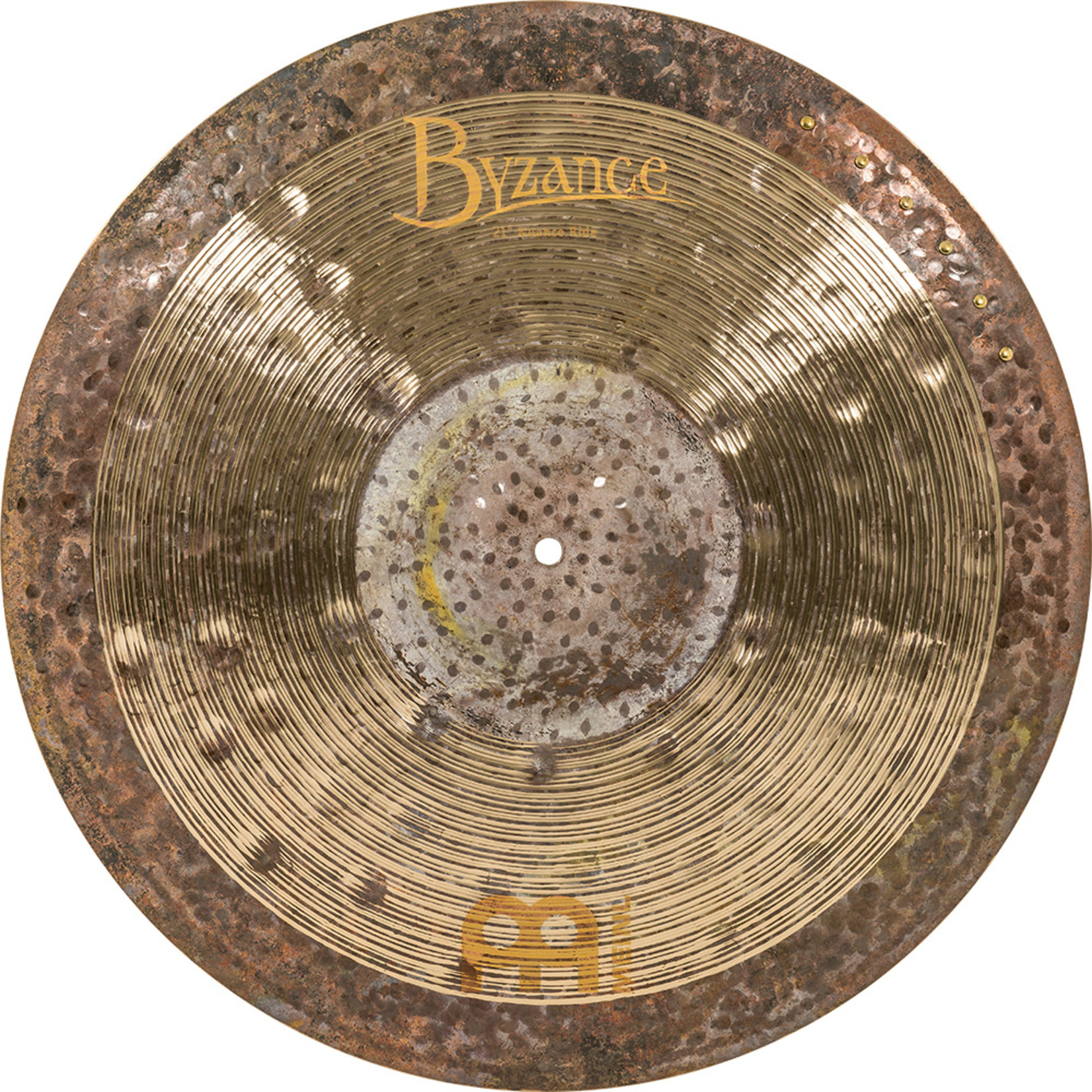Meinl Meinl Byzance 21'' Nuance Ride with Sizzles