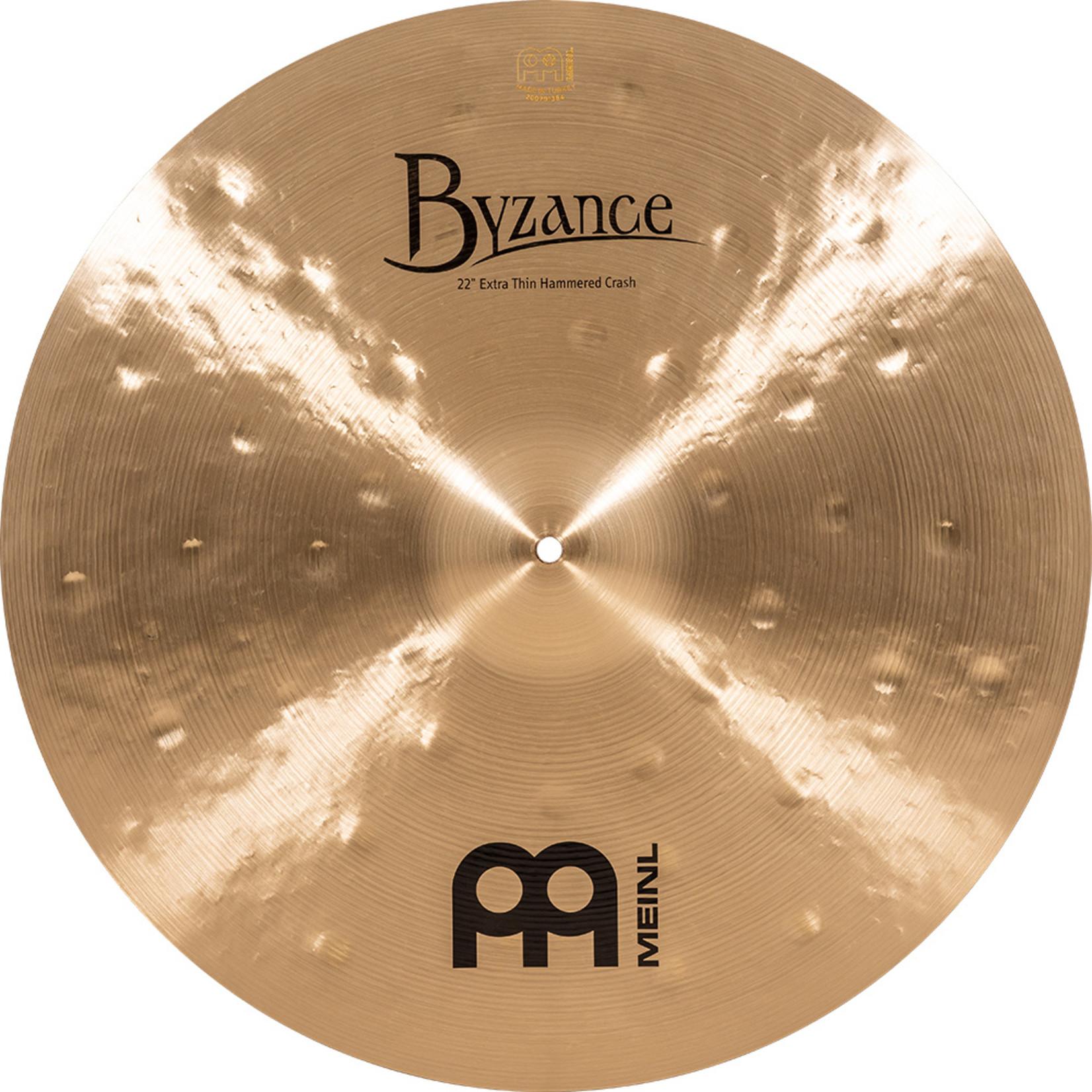 Meinl Meinl Byzance 22'' Extra Thin Hammered Crash