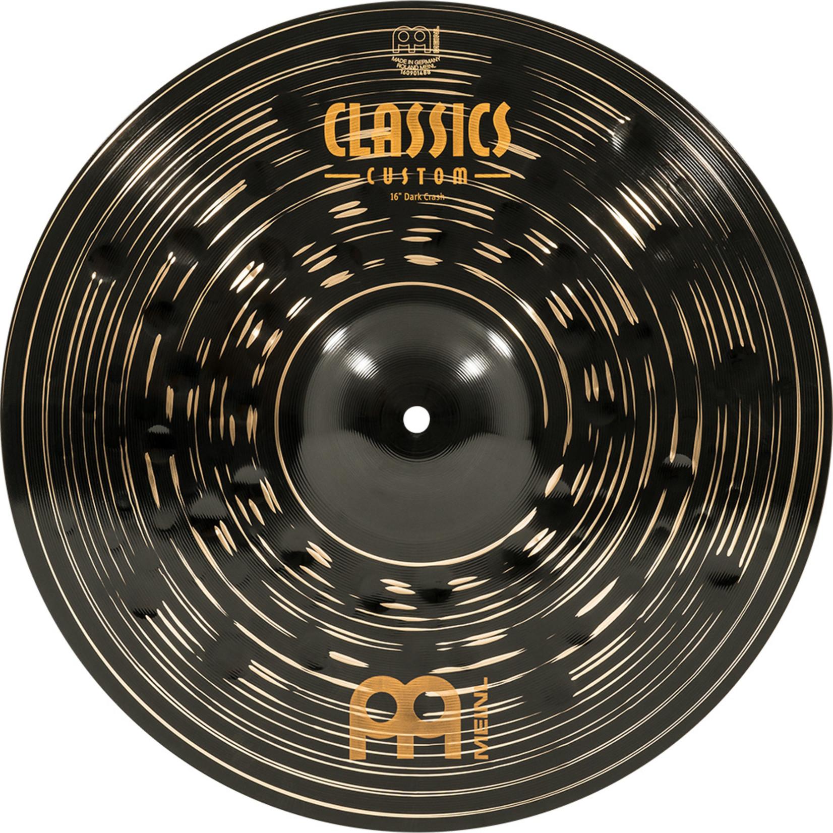 Meinl Meinl 16'' Classics Custom Dark Crash