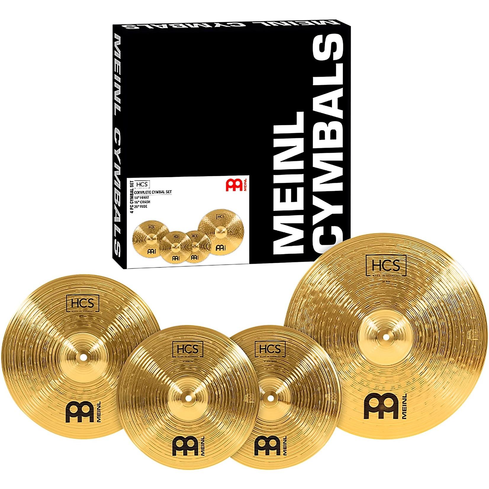 Meinl Meinl HCS Complete Cymbal Pack