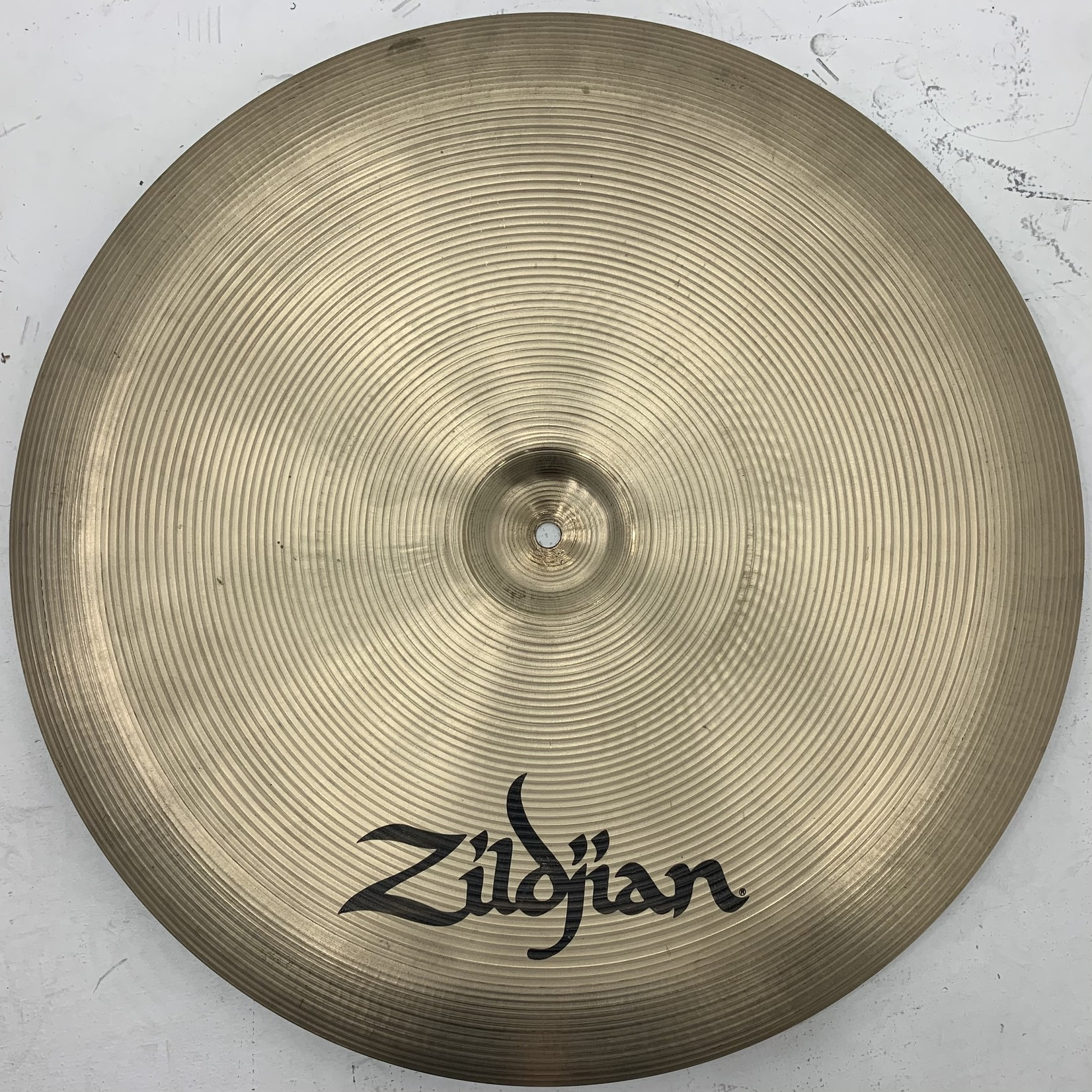 "USED Zildjian 20"" China Boy Low (Michael Wagener Collection)"