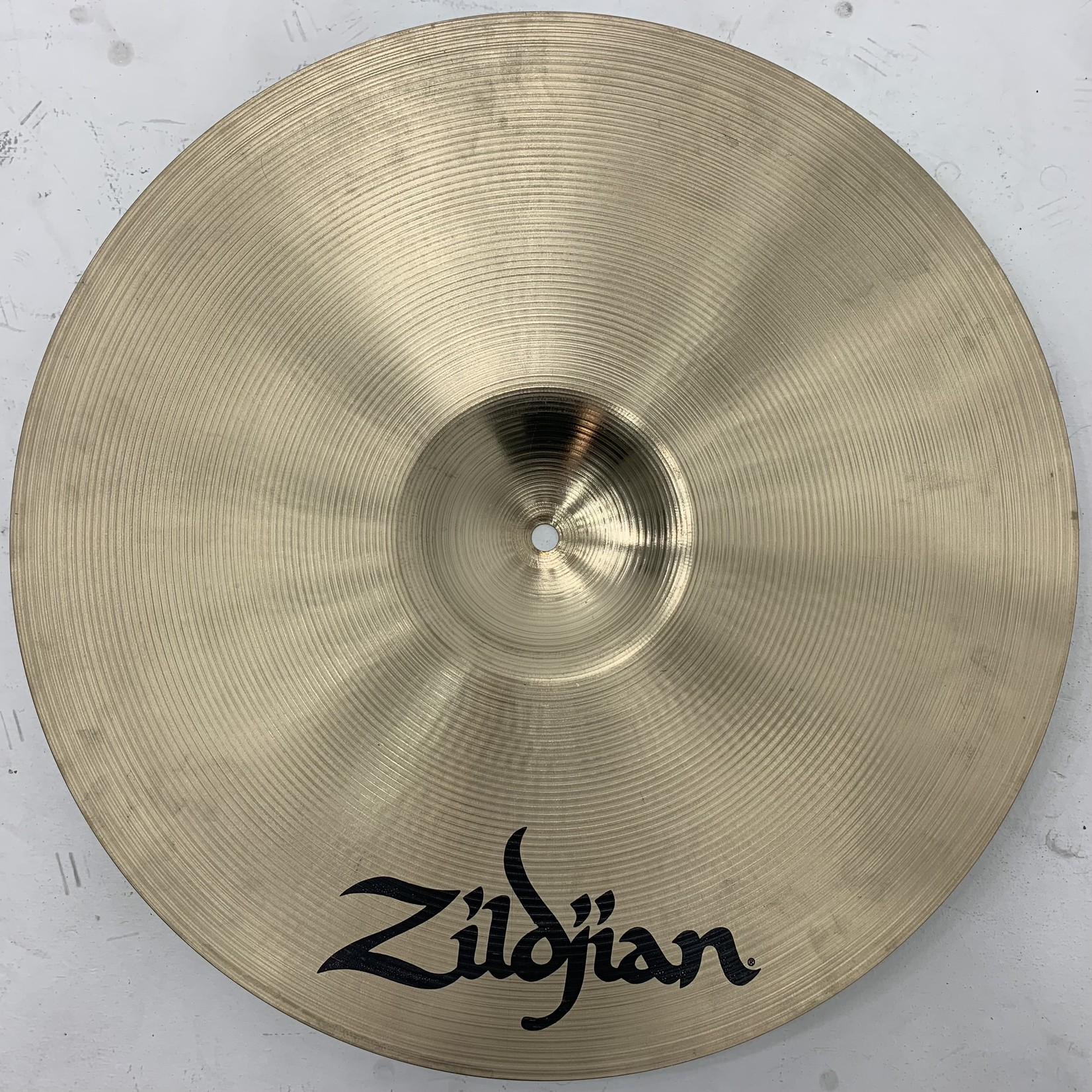 "USED Zildjian A 18"" Rock Crash Cymbal (Michael Wagener Collection)"