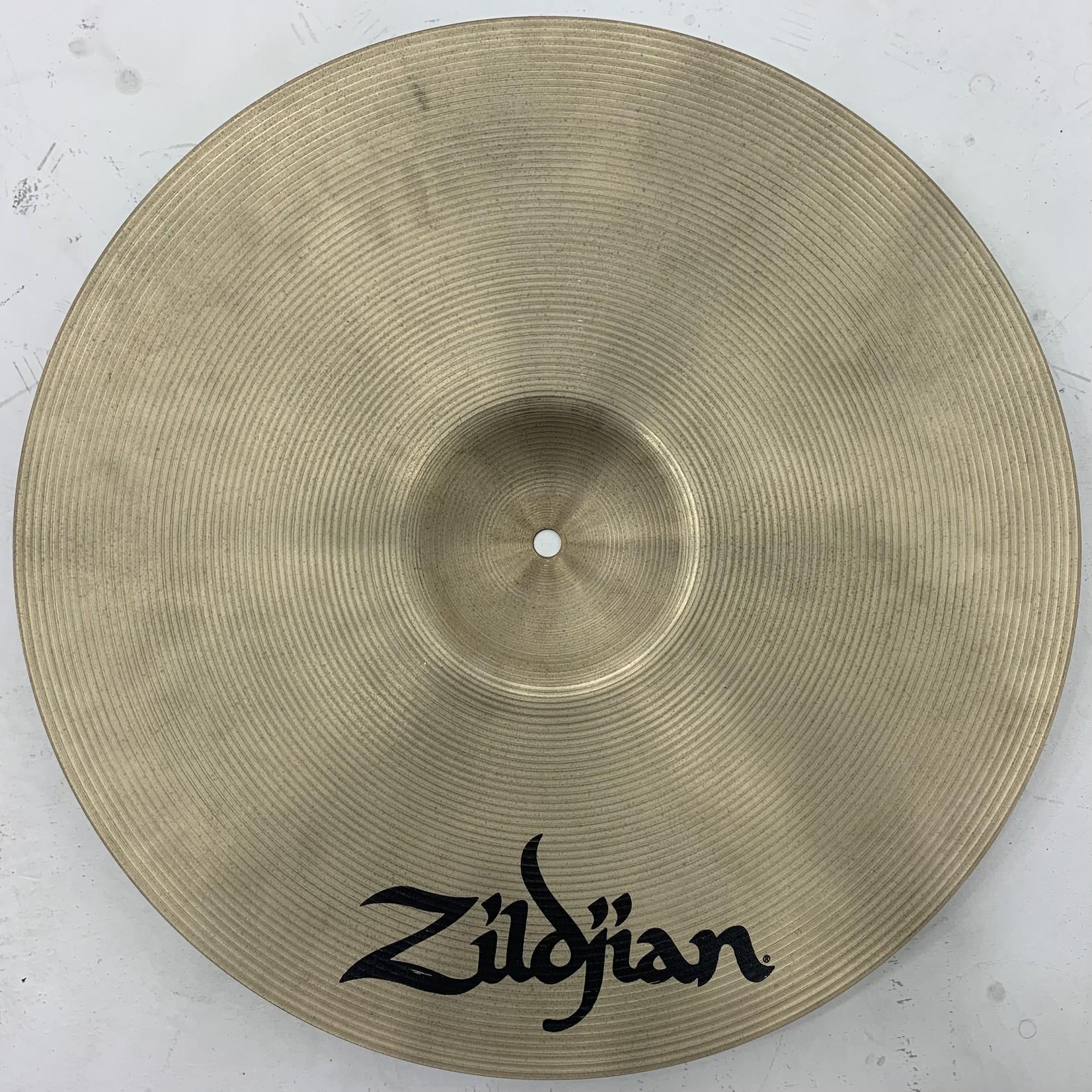 "USED Zildjian A 18"" Rock Crash Cymbal #2 (Michael Wagener Collection)"