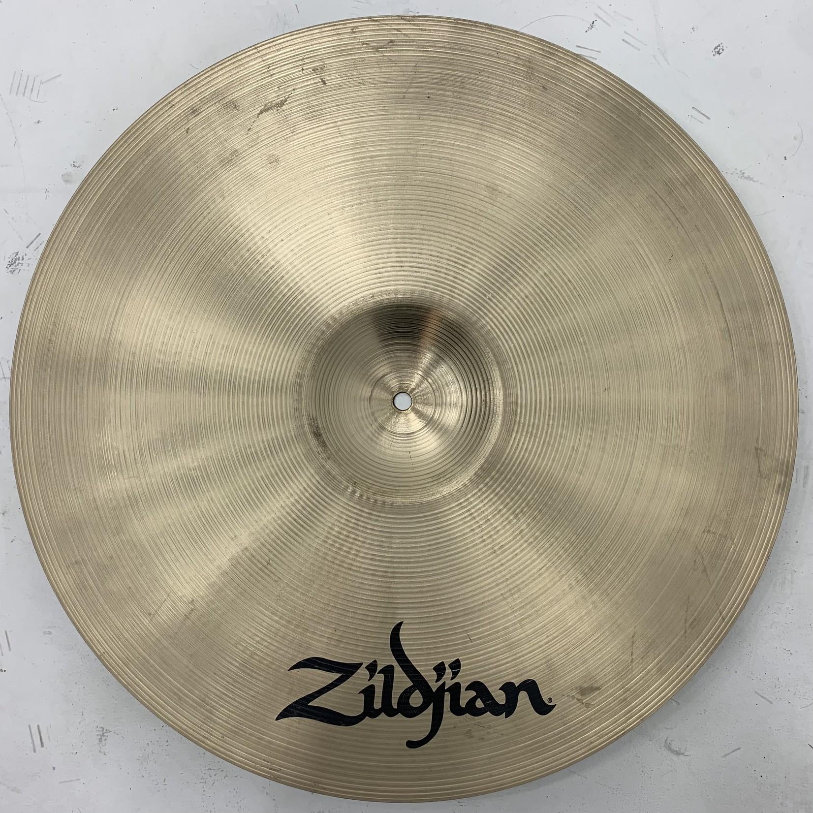 "USED Zildjian A 21"" Rock Ride Cymbal (Michael Wagener Collection)"